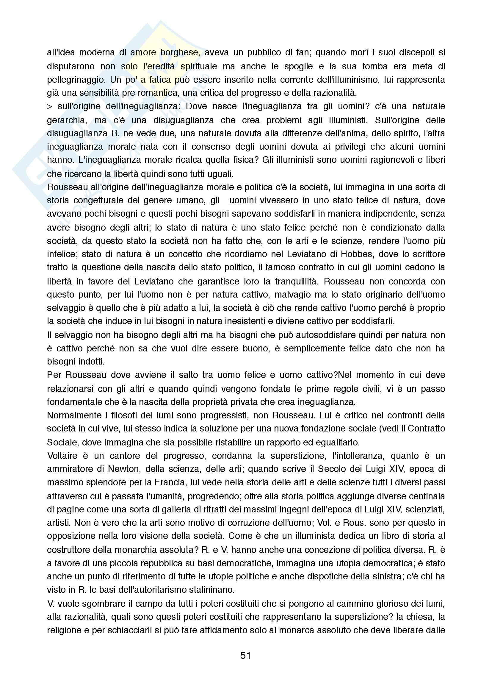 Riassunto esame Storia Moderna, prof. Addobbati Andrea, libro consigliato Storia Moderna, Capra Pag. 51