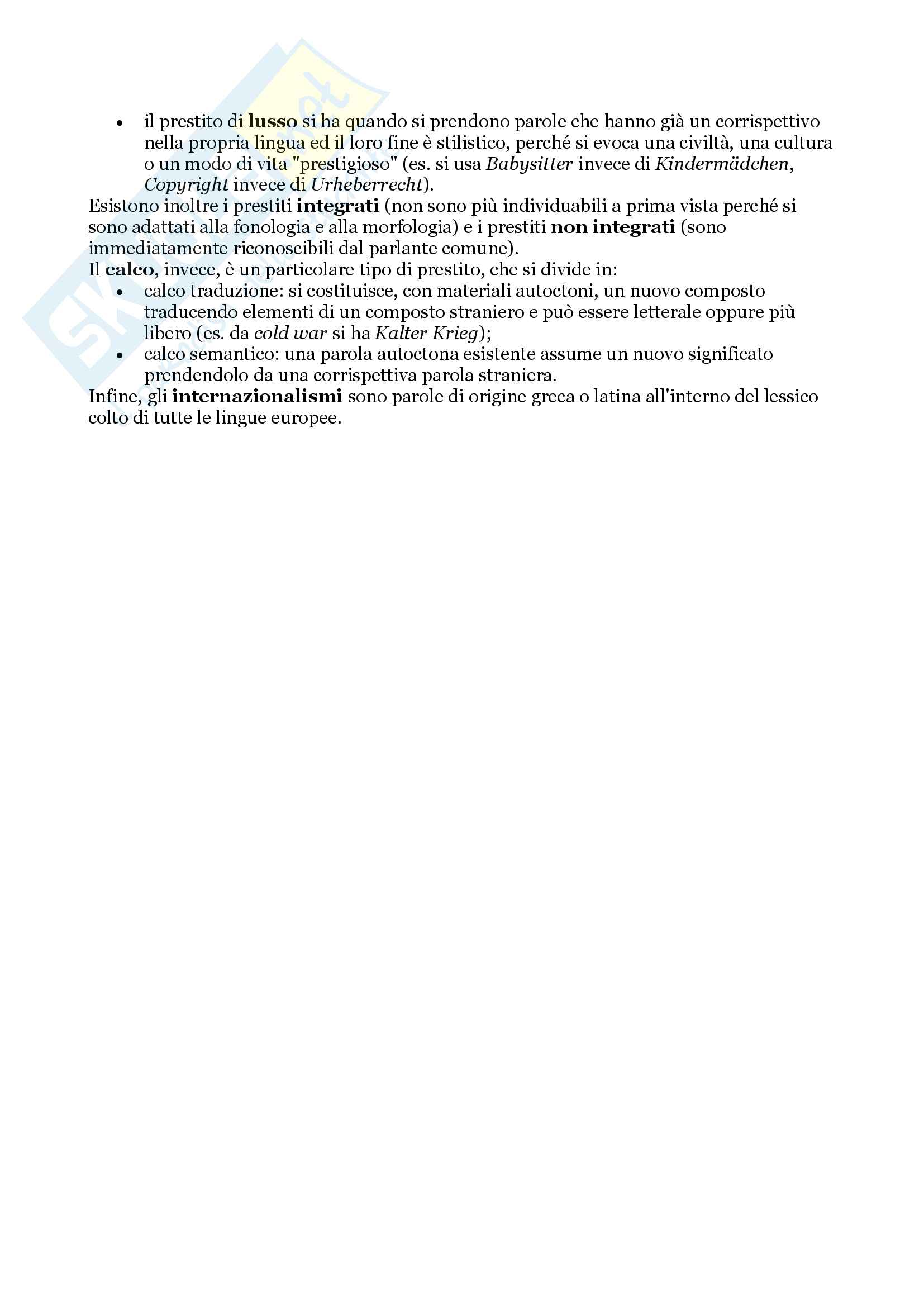"""Riassunto per l'esame di Lingua Tedesca I, prof. Di Meola, libro consigliato """"Linguistica Tedesca"""", cap. 1 e 2, Di Meola Pag. 11"""