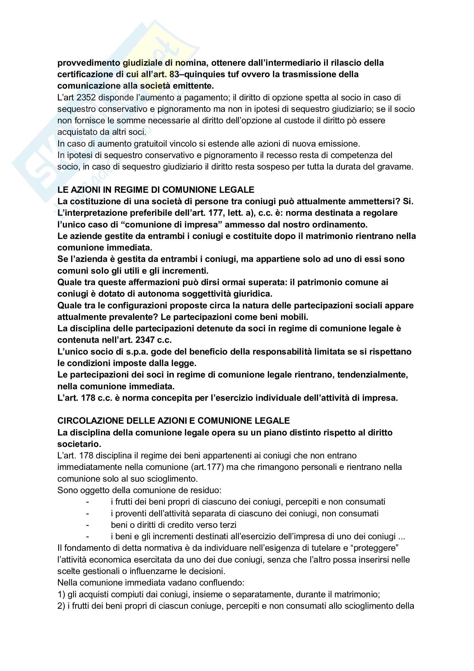 Diritto commerciale - Riassunto e Appunti Pag. 31