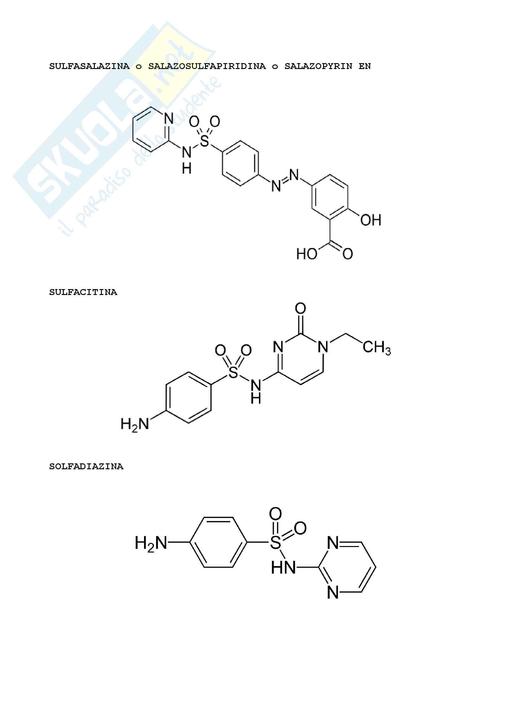 Chimica Farmaceutica e Tossicologica I e Farmaci Pag. 41