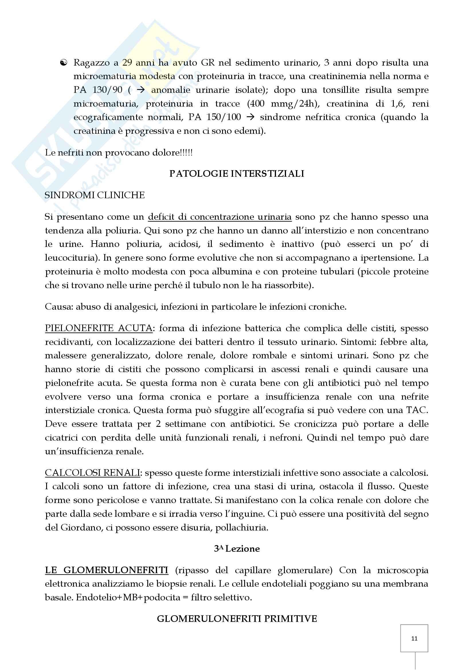 Nefrologia e dialisi - appunti Pag. 11