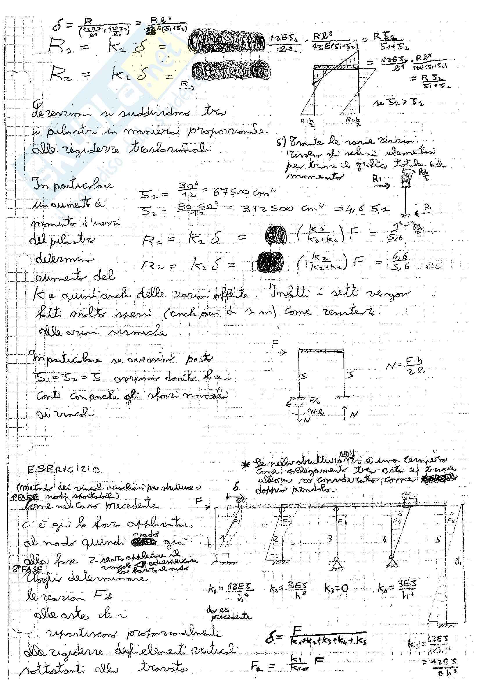 Tecnica delle Costruzioni - Appunti Pag. 61