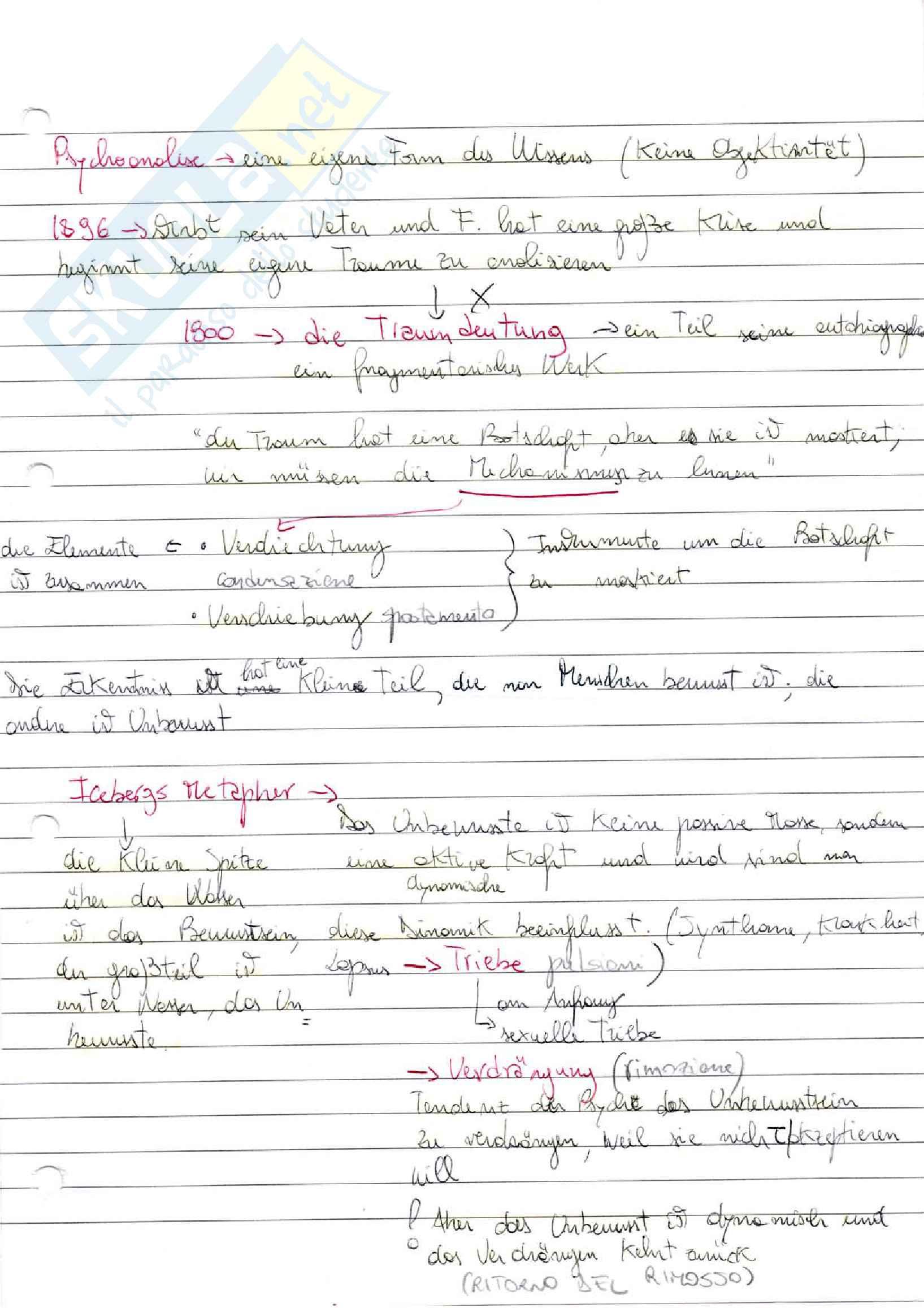 Letteratura austriaca, appunti+ domande esame, voto 28 Pag. 21