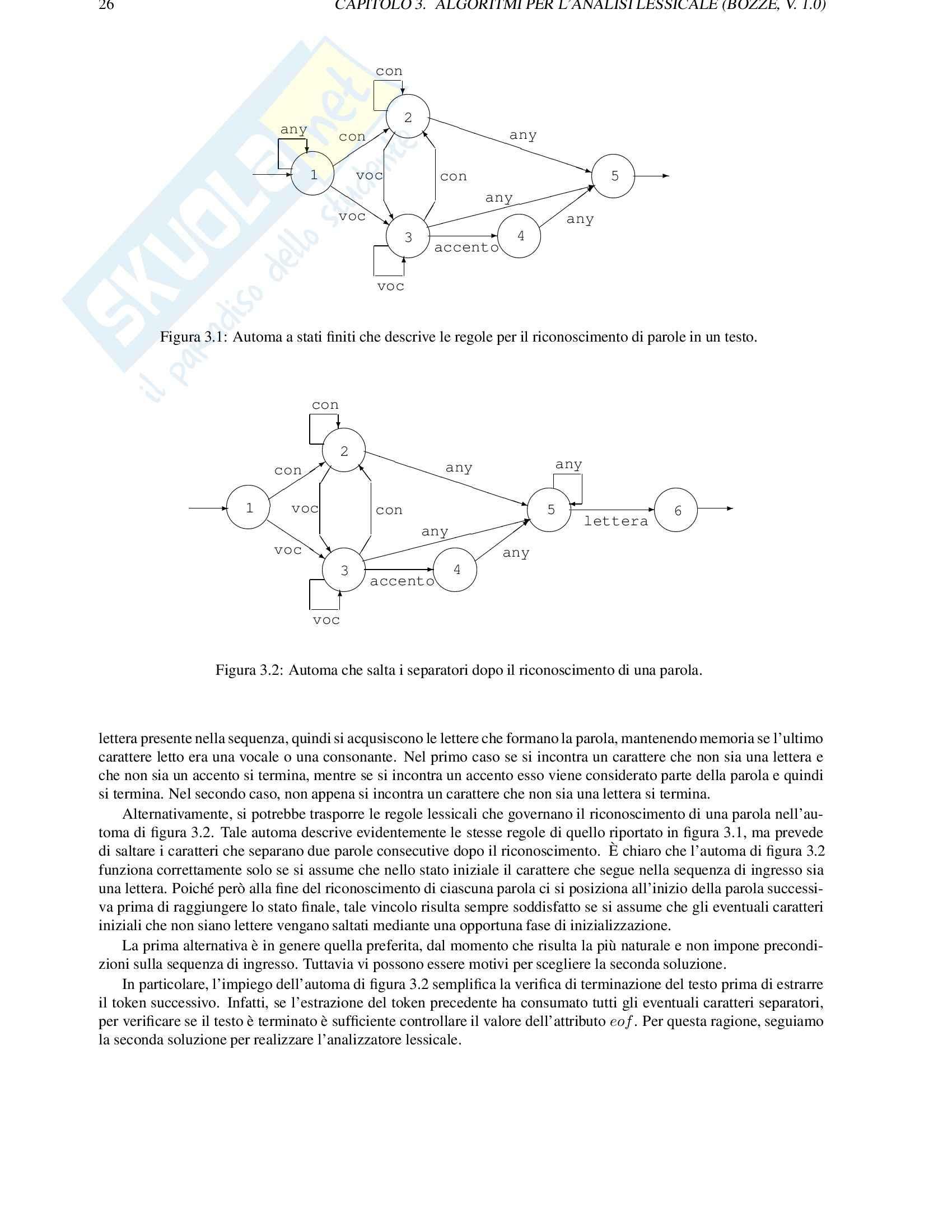Algoritmi e strutture dati Pag. 26