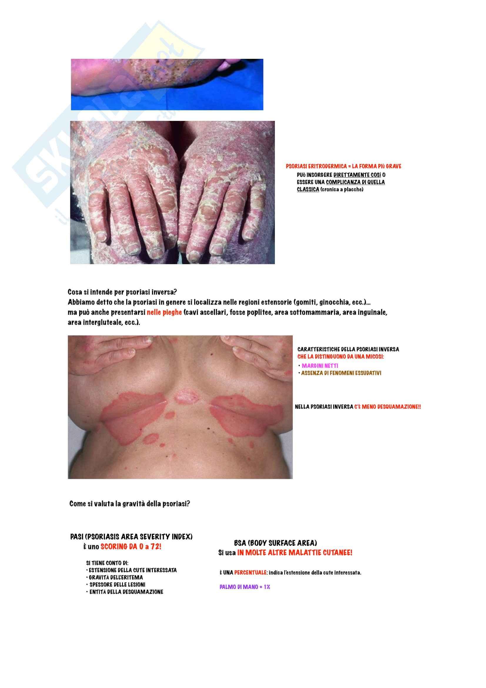 Dermatologia - malattie sessualmente trasmissibili Pag. 11