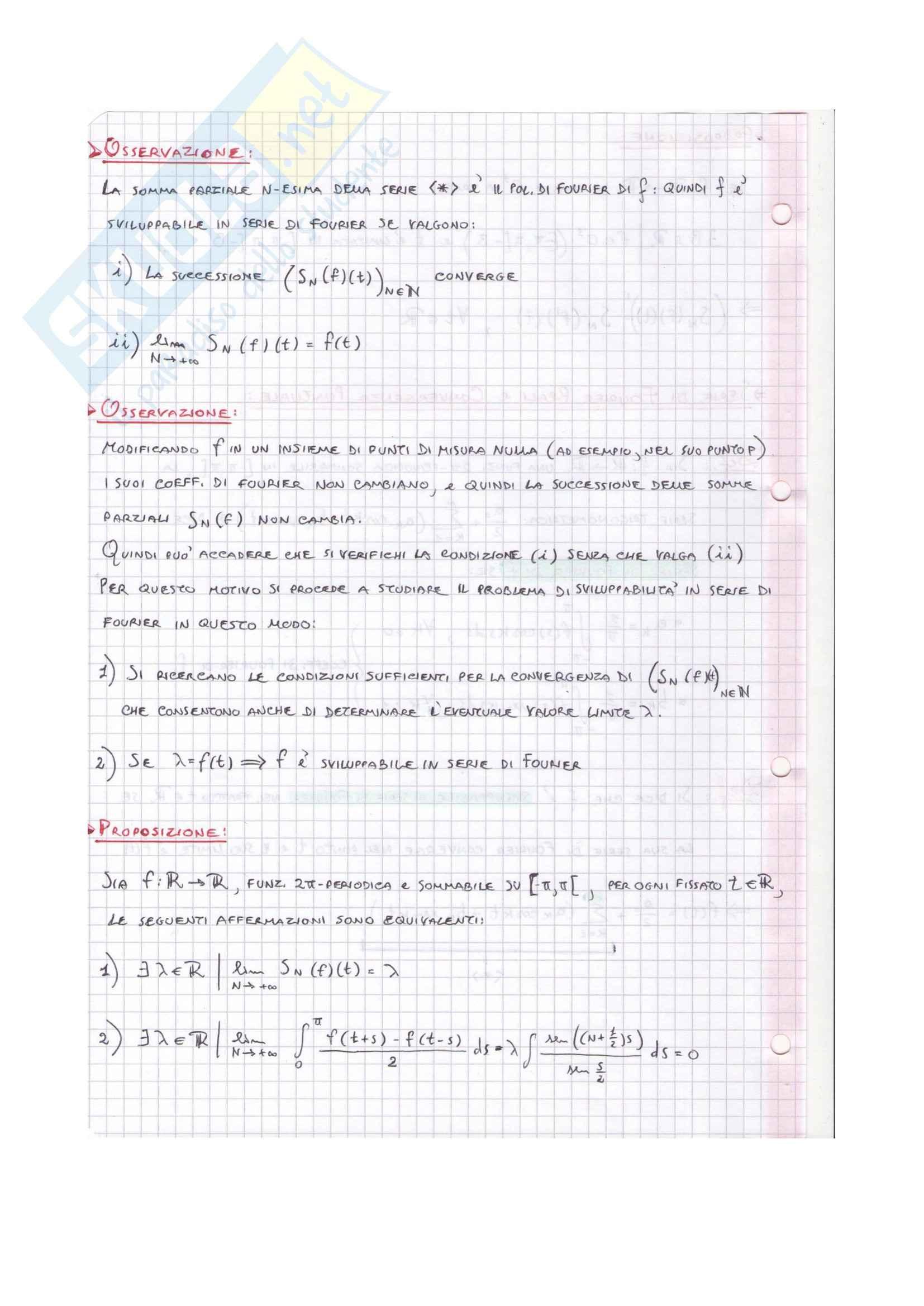 Complementi di analisi matematica per l'ingegneria informatica - Serie di potenze Pag. 31