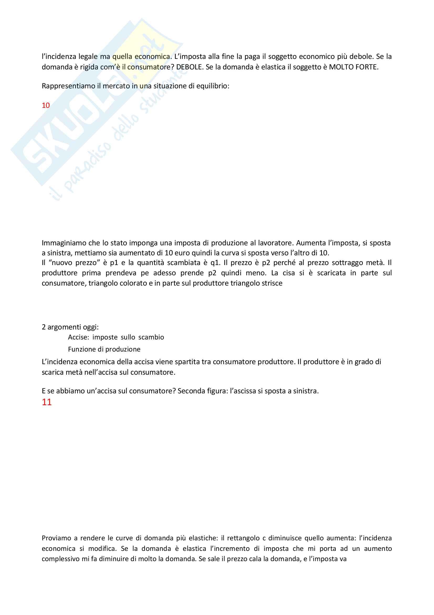 Appunti lezioni Economia Politica prof Goglio UNITN Trento corso A/L 2016 Pag. 21