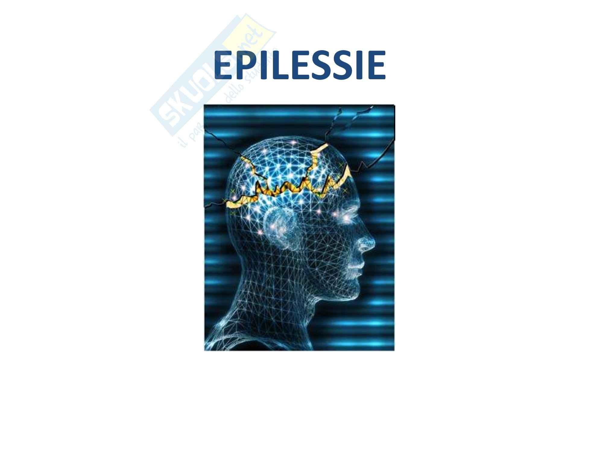 Patologia generale - le epilessie