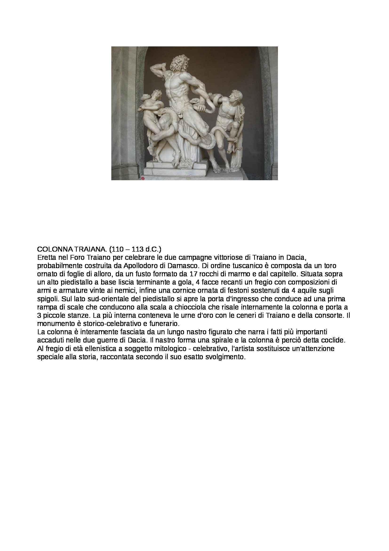 Storia dell'arte - dalla polis greca al 1200 d c Pag. 6