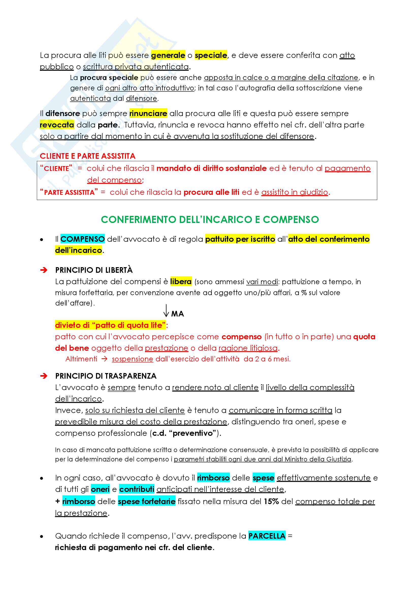 Deontologia Forense Pag. 11
