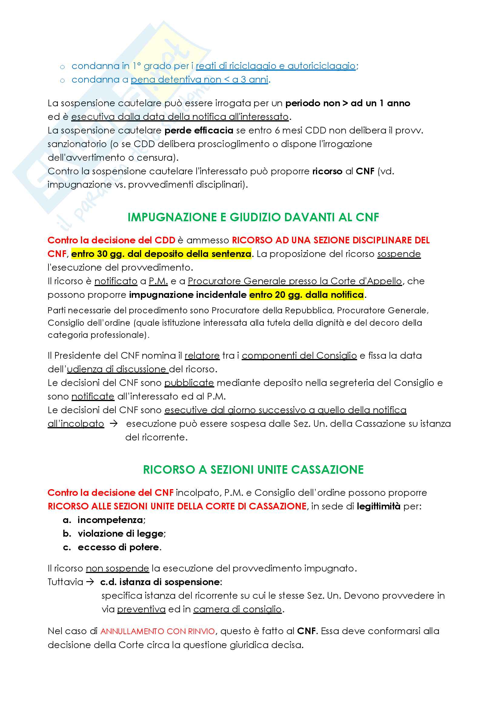 Deontologia Forense Pag. 21