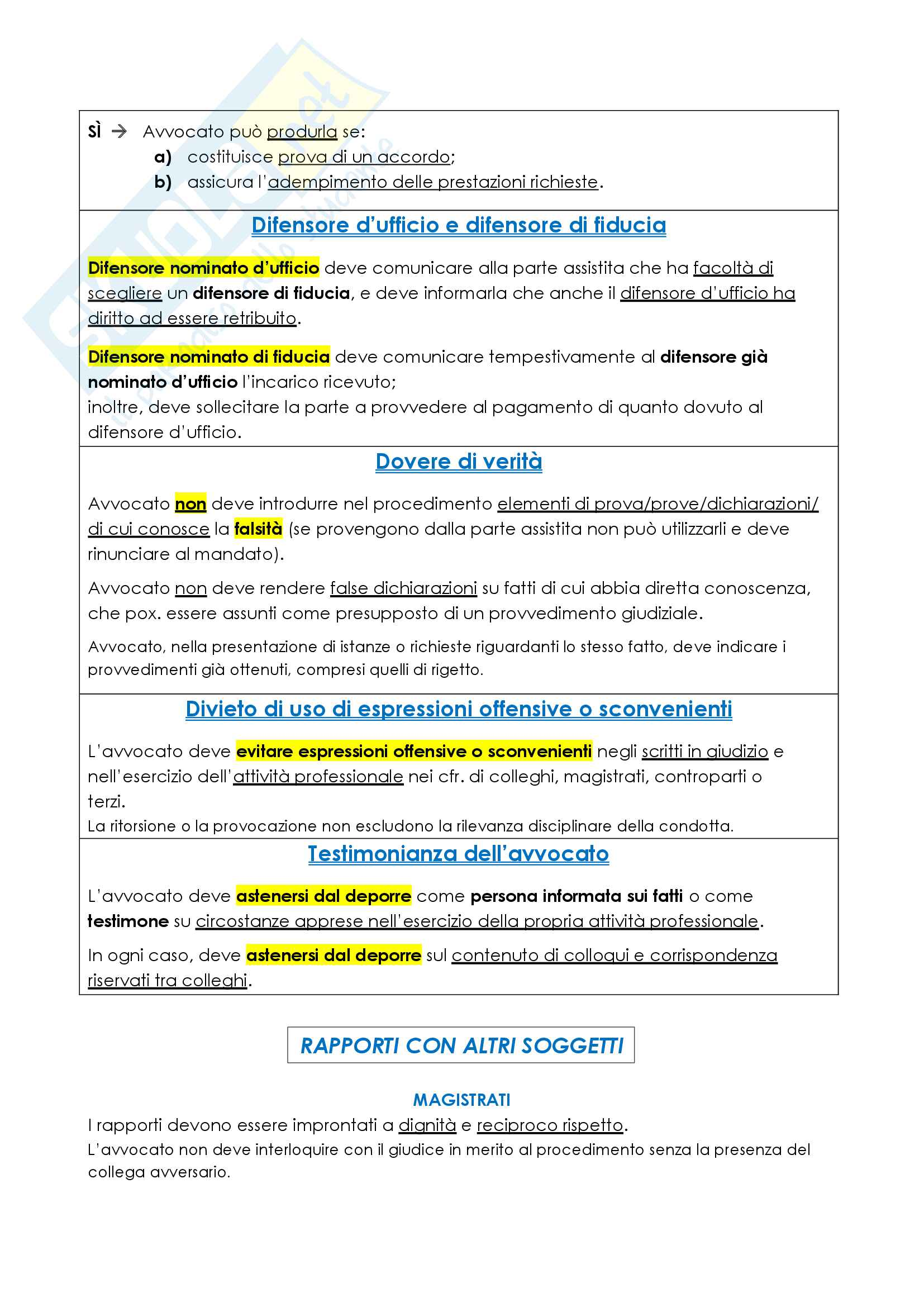 Deontologia Forense Pag. 31
