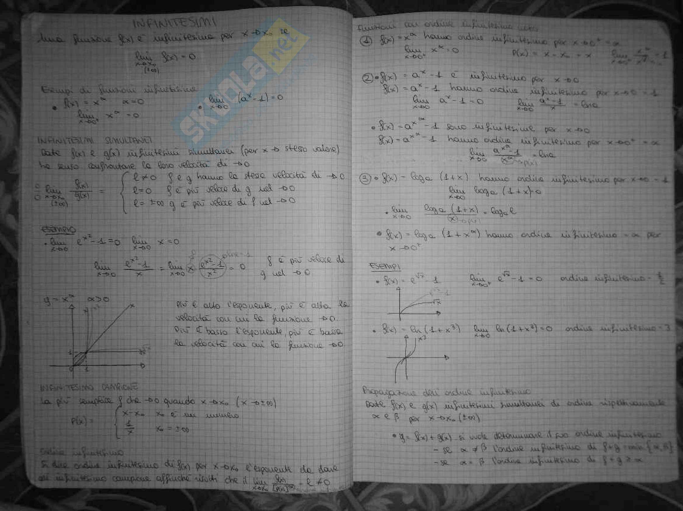 Matematica generale - parte 3