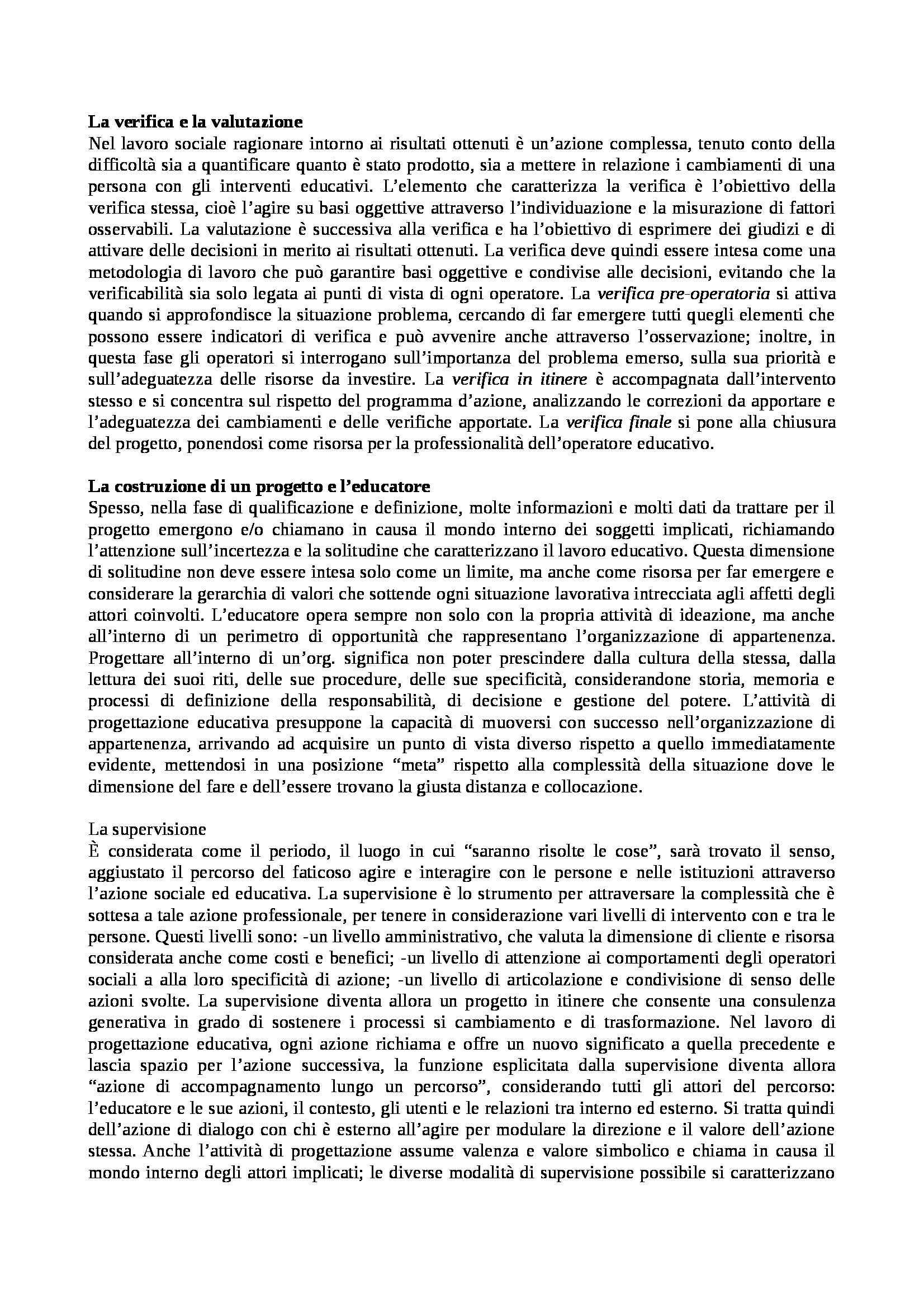 Didattica e progettazione educativa - progettazione educativa Pag. 6