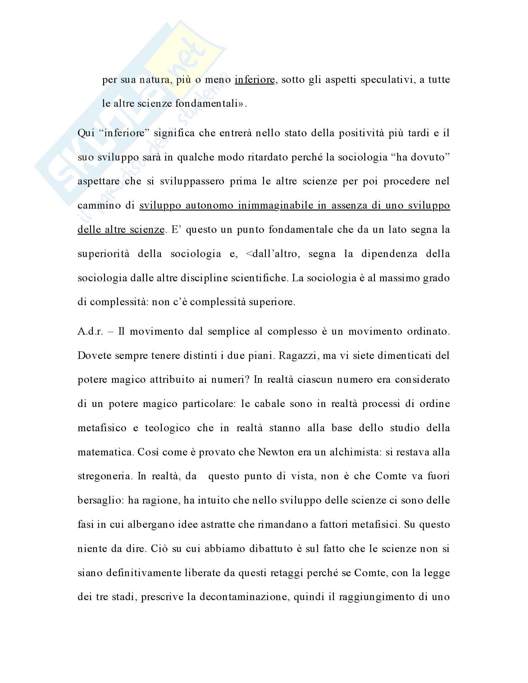 Metodologia delle scienze sociali - Appunti Pag. 56