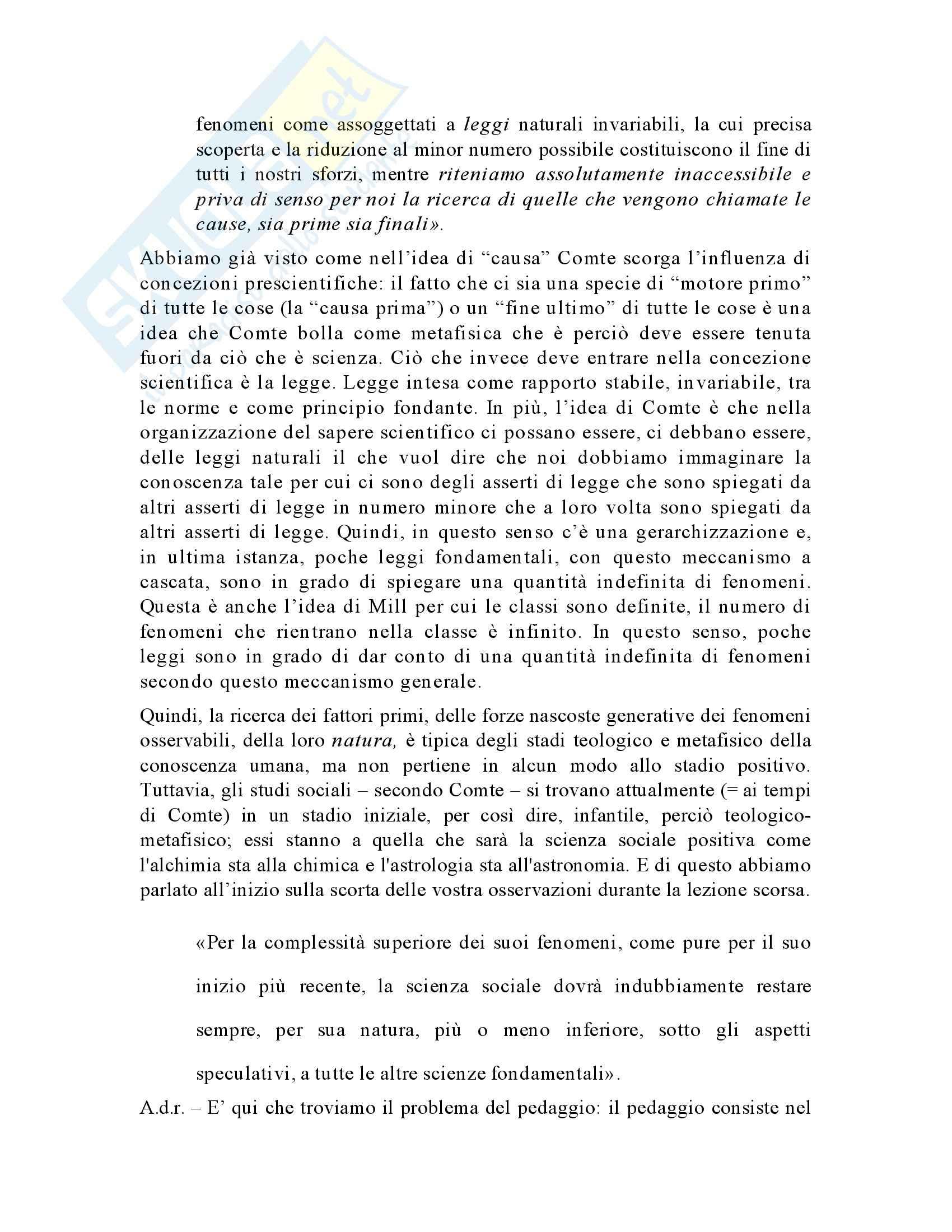 Metodologia delle scienze sociali - Appunti Pag. 61