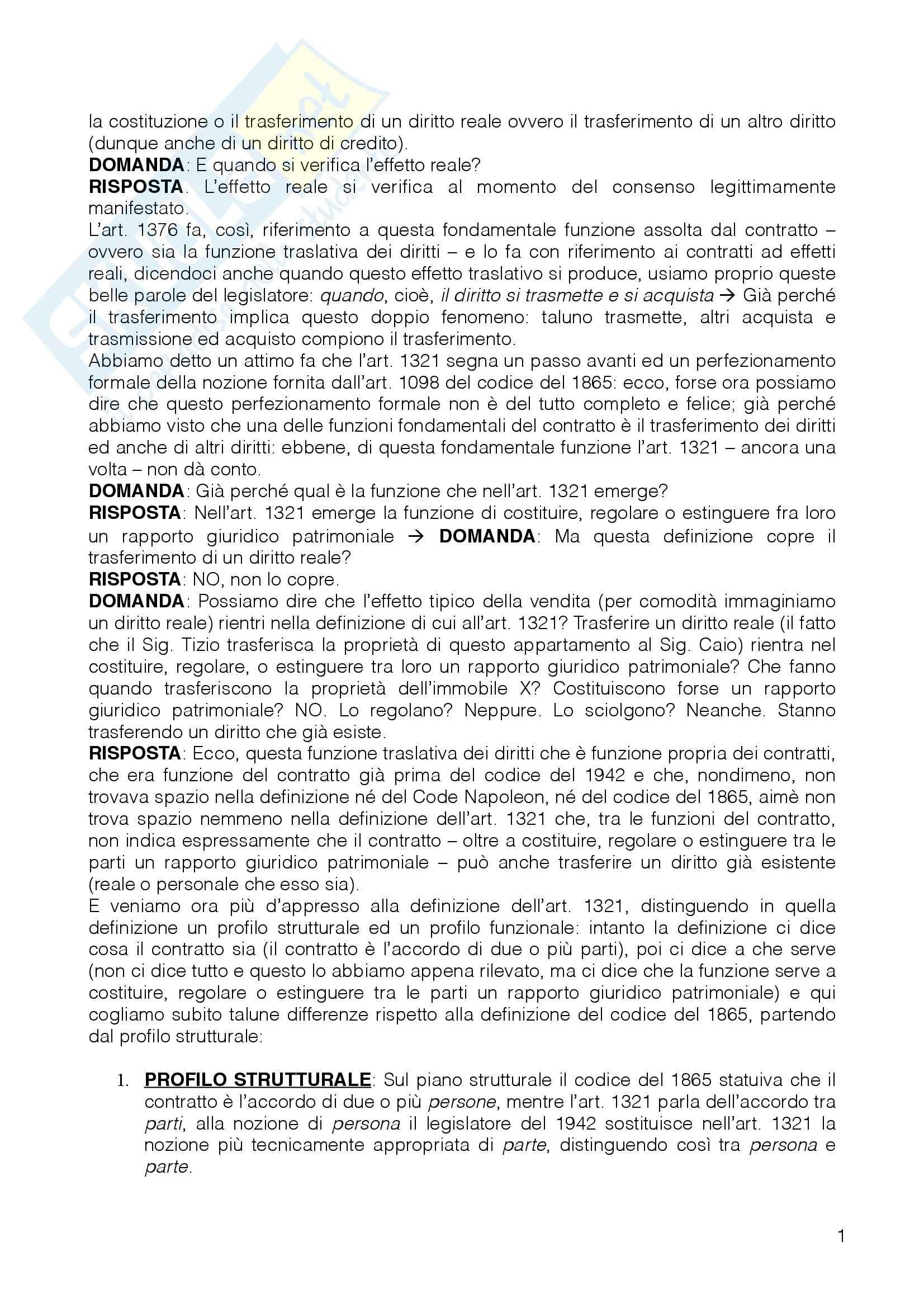 Diritto Privato II - Appunti Pag. 36