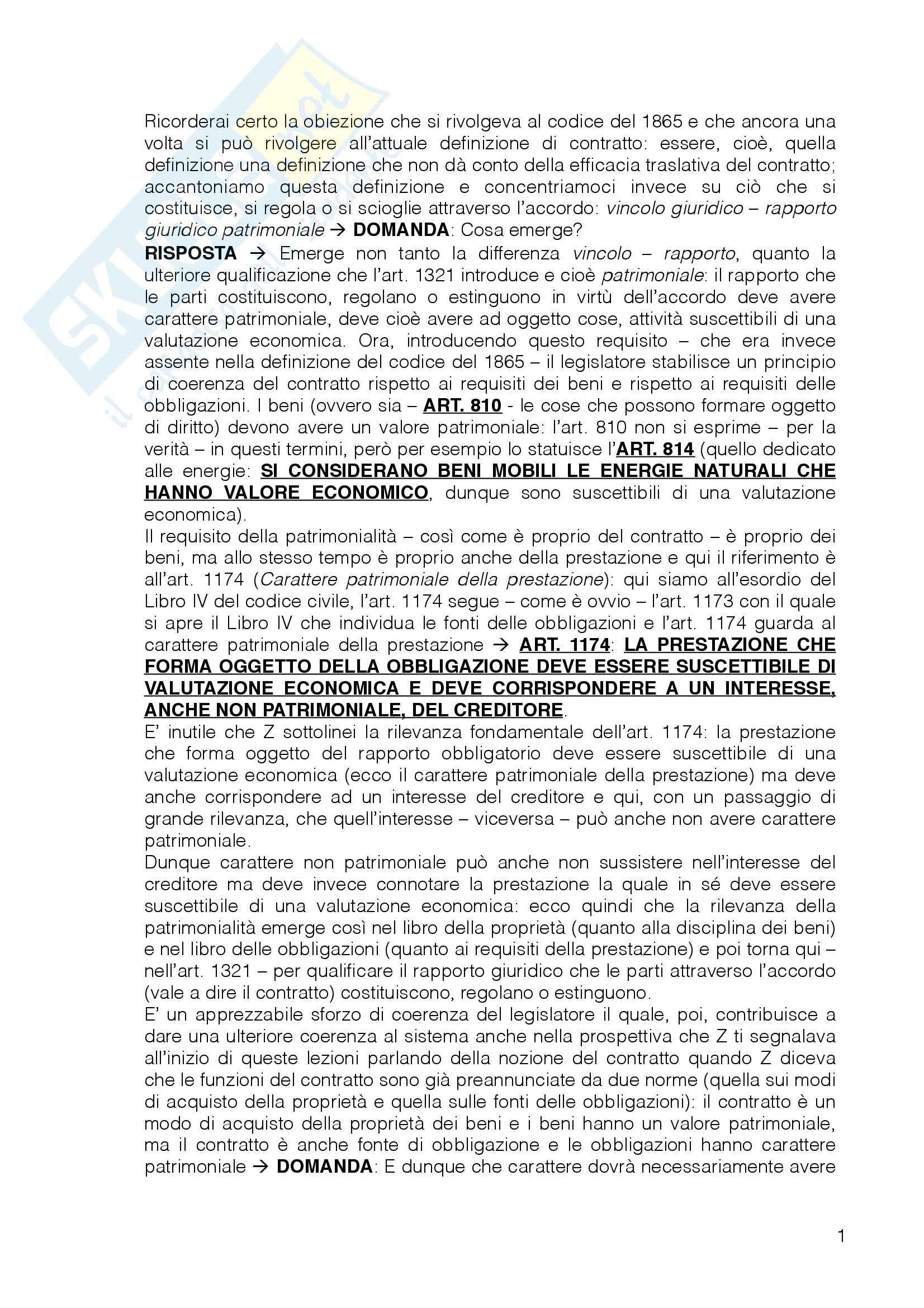 Diritto Privato II - Appunti Pag. 41