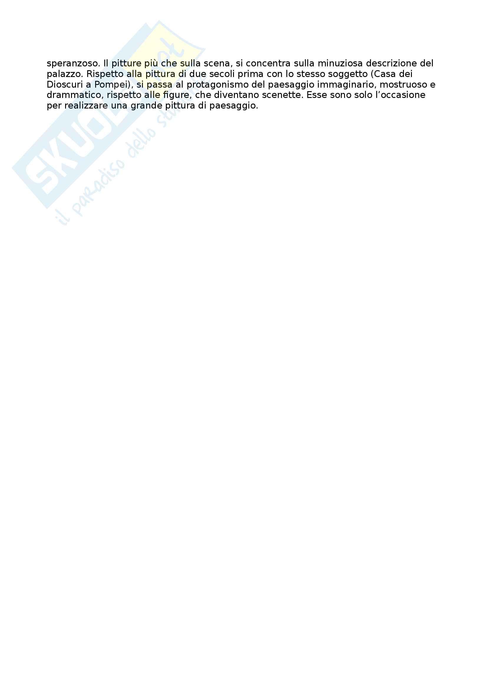 Riassunto esame Arte e Archeologia Greca, prof. Bejor, libro consigliato Arte Greca: Dal decimo al primo secolo a.C di Bejor, Castoldi e Lambrugo Pag. 76