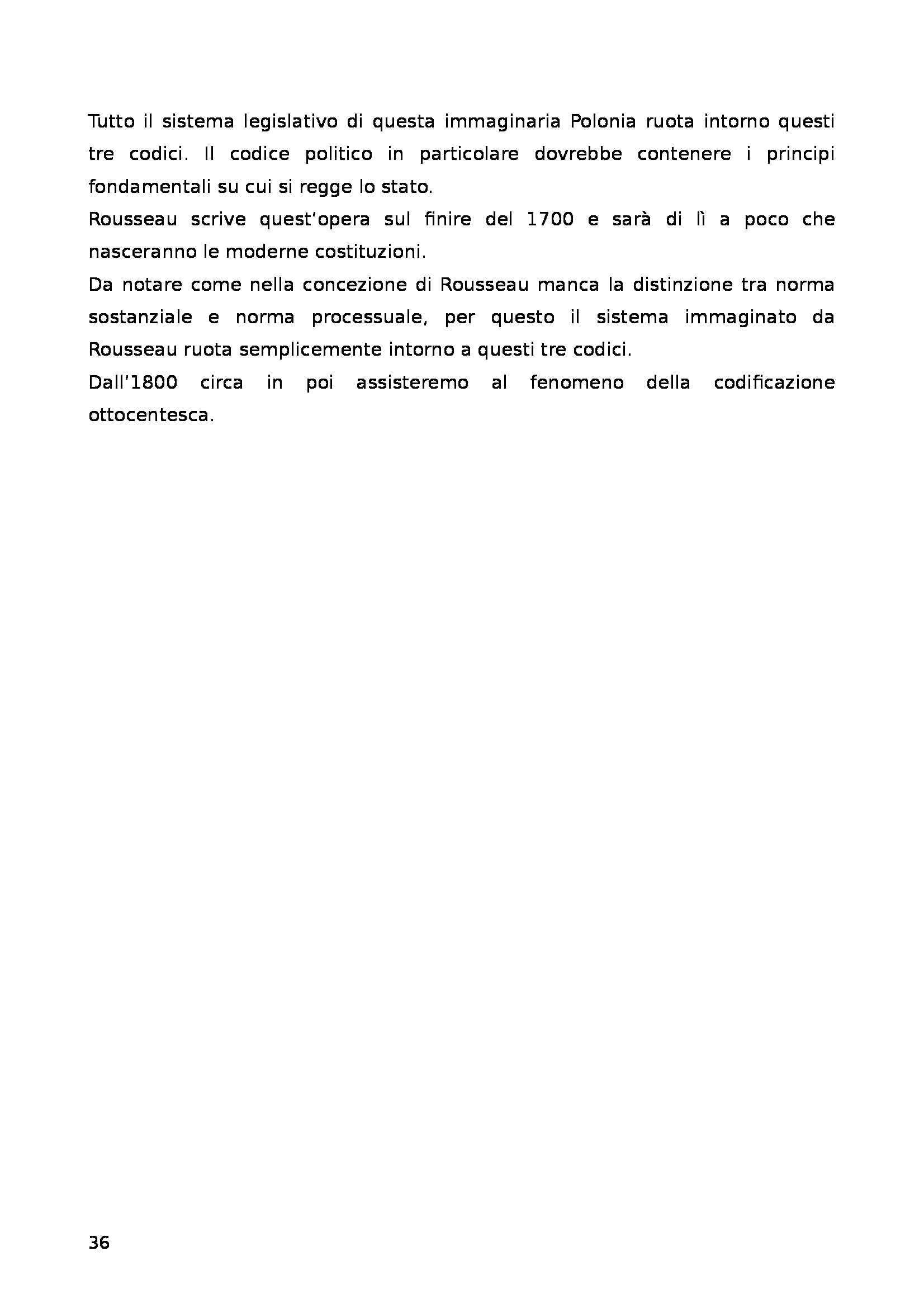 Storia del diritto italiano - Lezioni complete Dezza Pag. 36