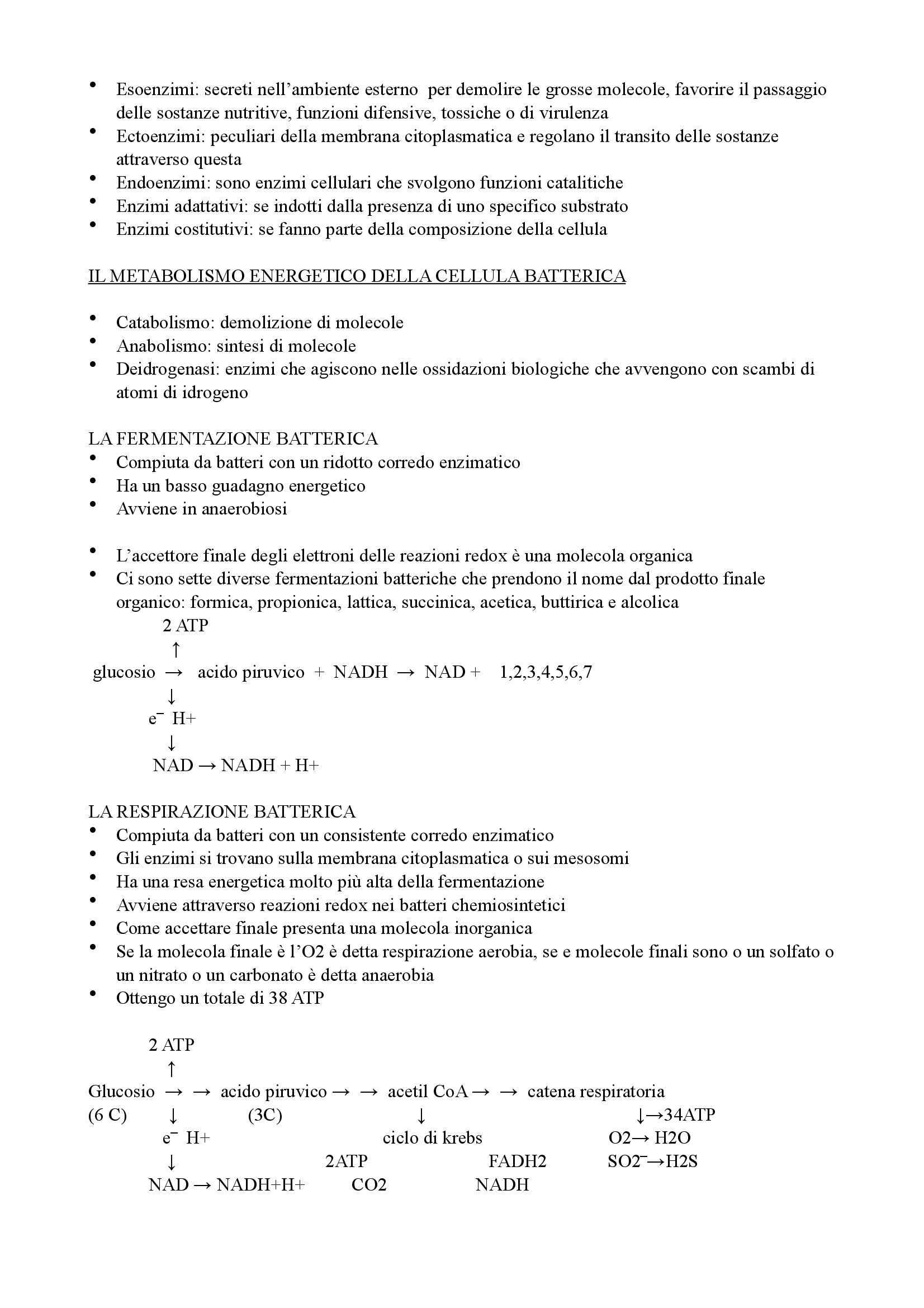 Microbiologia - Batteri Pag. 6