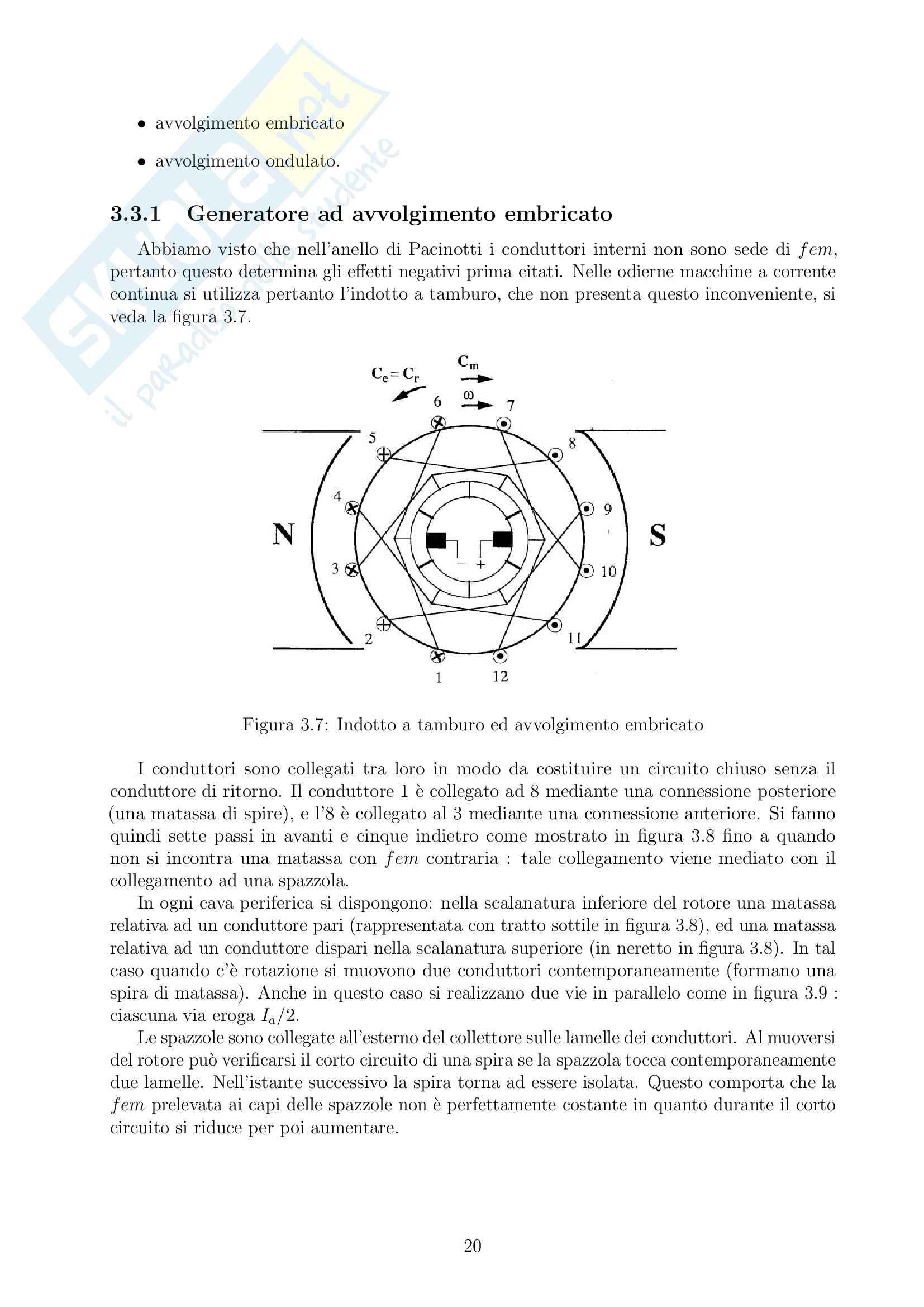 Appunti di Macchine ed azionamenti elettrici [MAE] Pag. 21
