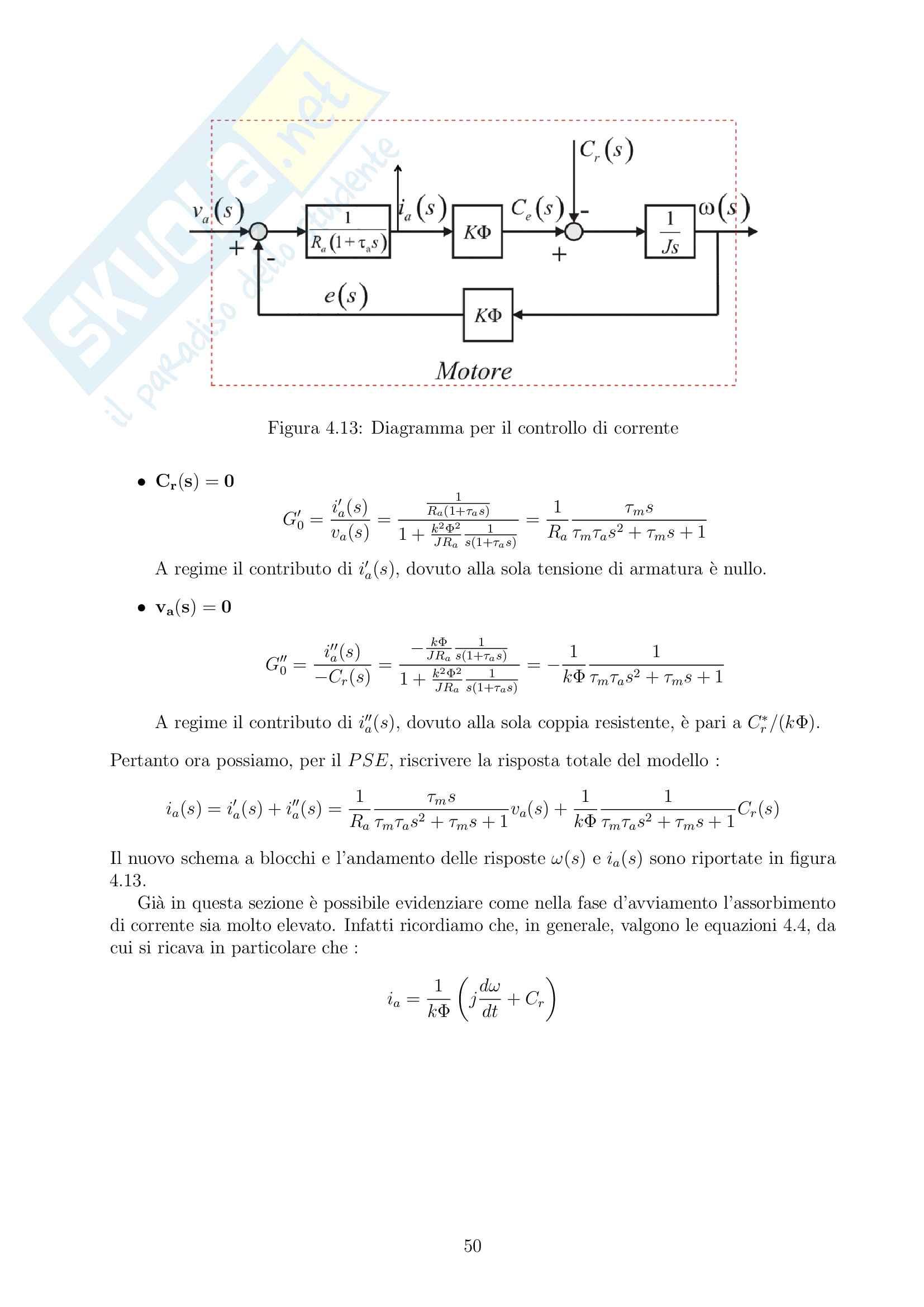 Appunti di Macchine ed azionamenti elettrici [MAE] Pag. 51