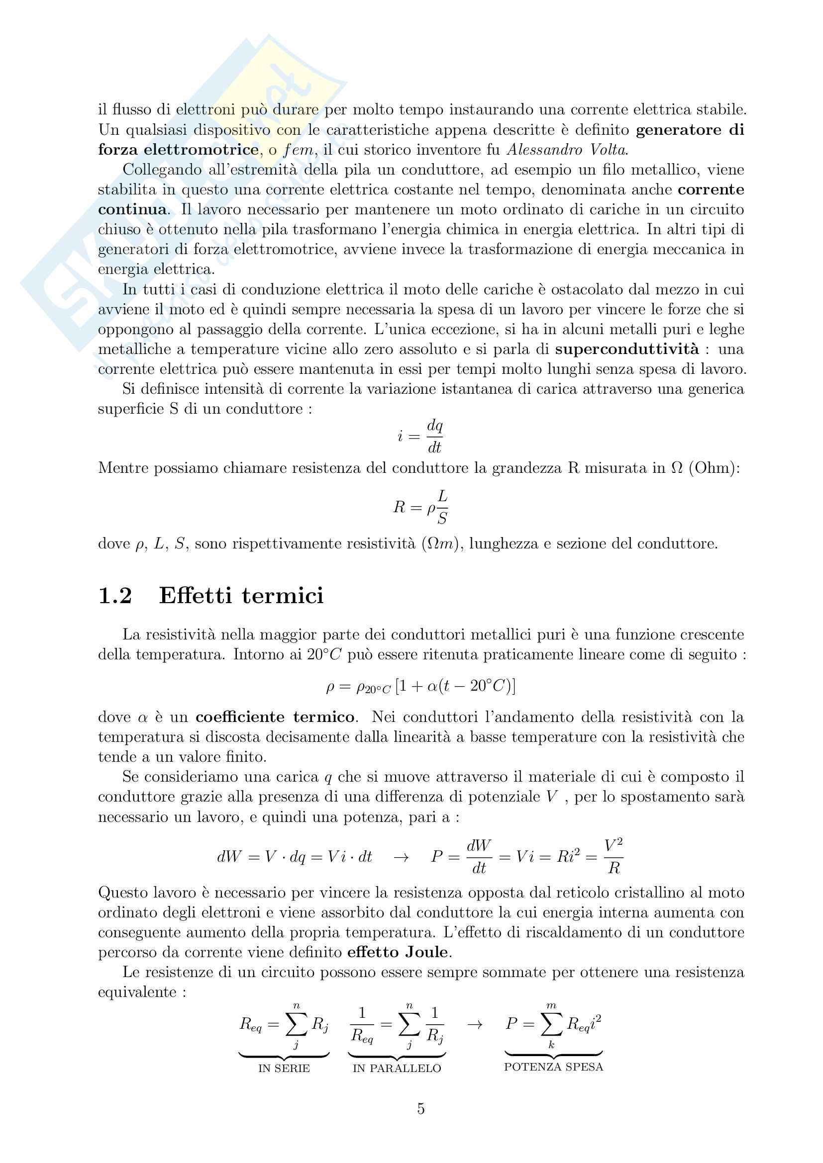 Appunti di Macchine ed azionamenti elettrici [MAE] Pag. 6