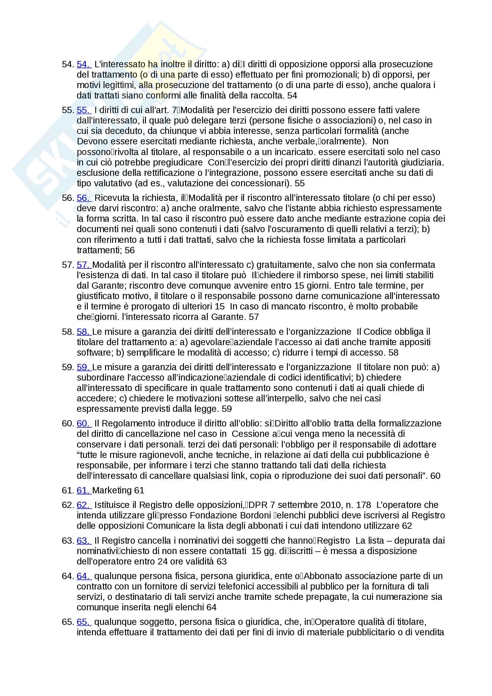 Appunti del corso di Diritto comparato ed europeo della comunicazione Anno 2016 Pag. 21