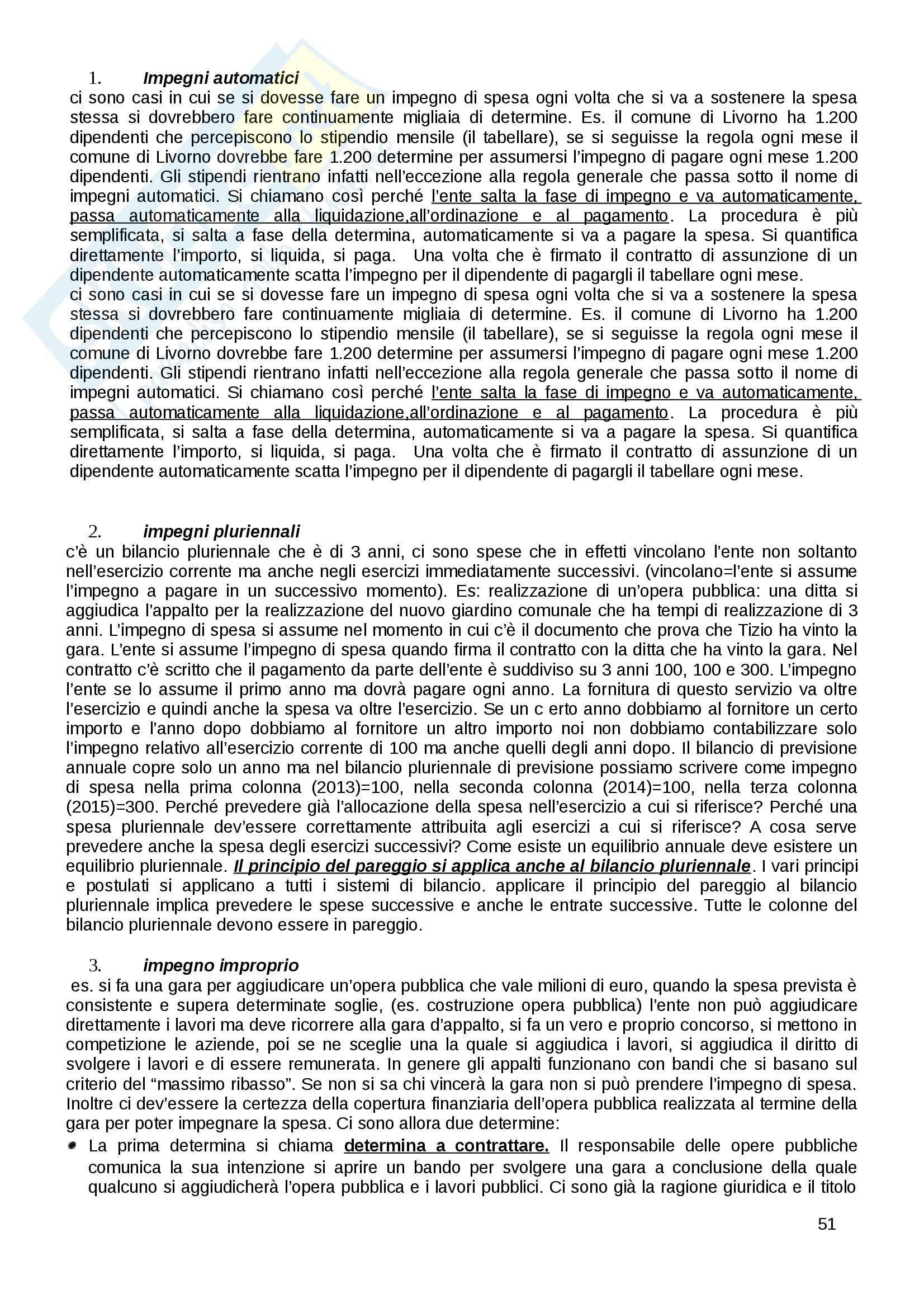 Ragioneria delle aziende pubbliche Cavallini Pag. 51