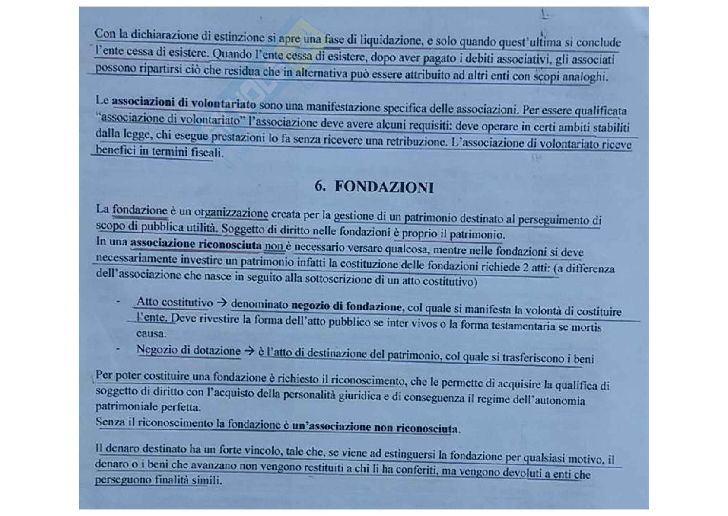Riassunto esame diritto privato, prof. D'ambrosio, libro consigliato Istituzioni di diritto civile, Pietro Perlingieri Pag. 11