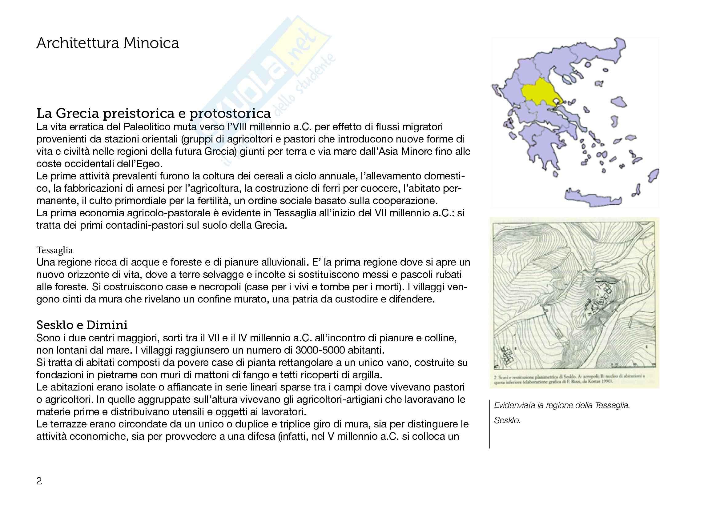 Architettura Greca - Appunti parte 1 Pag. 2