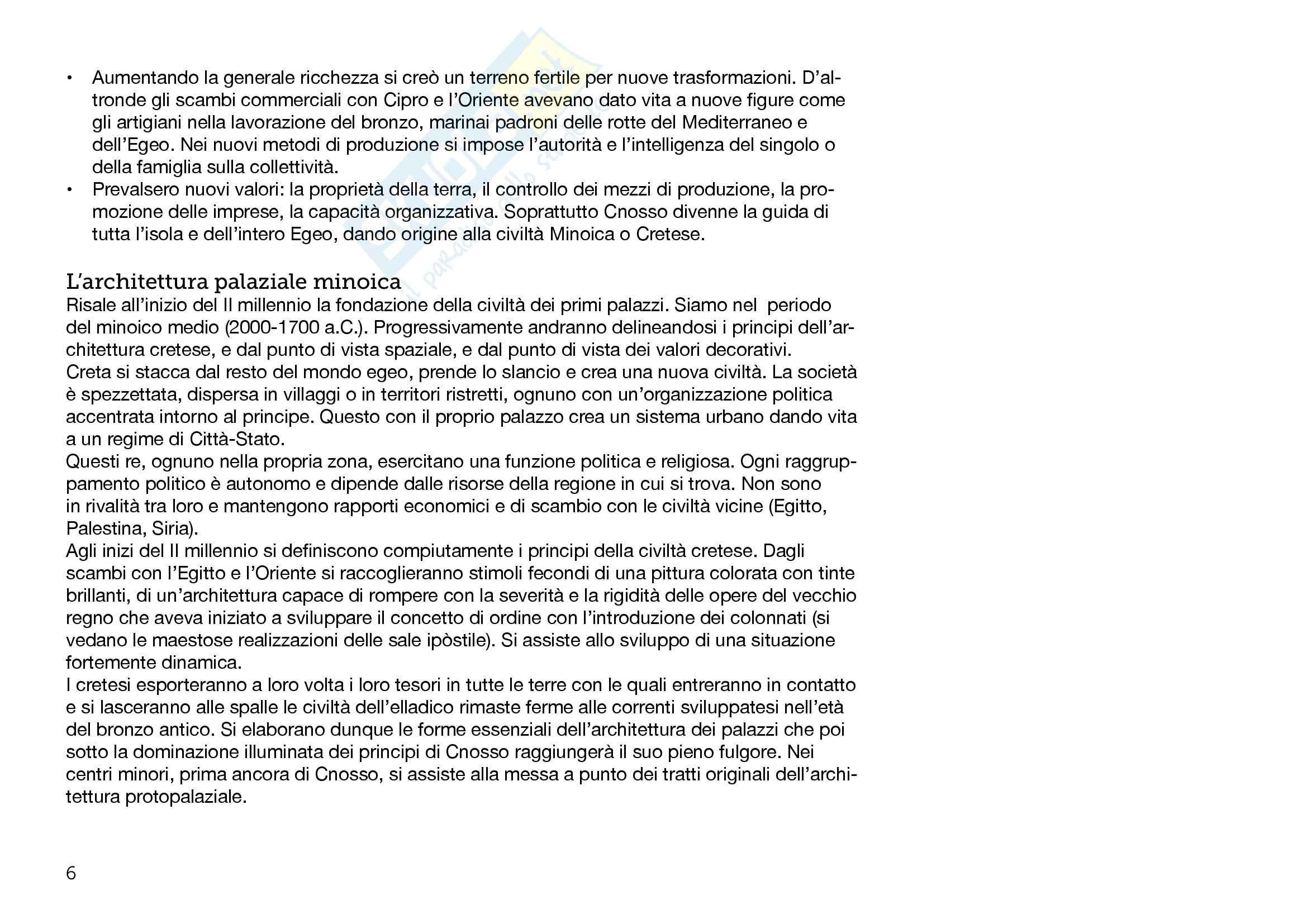 Architettura Greca - Appunti parte 1 Pag. 6