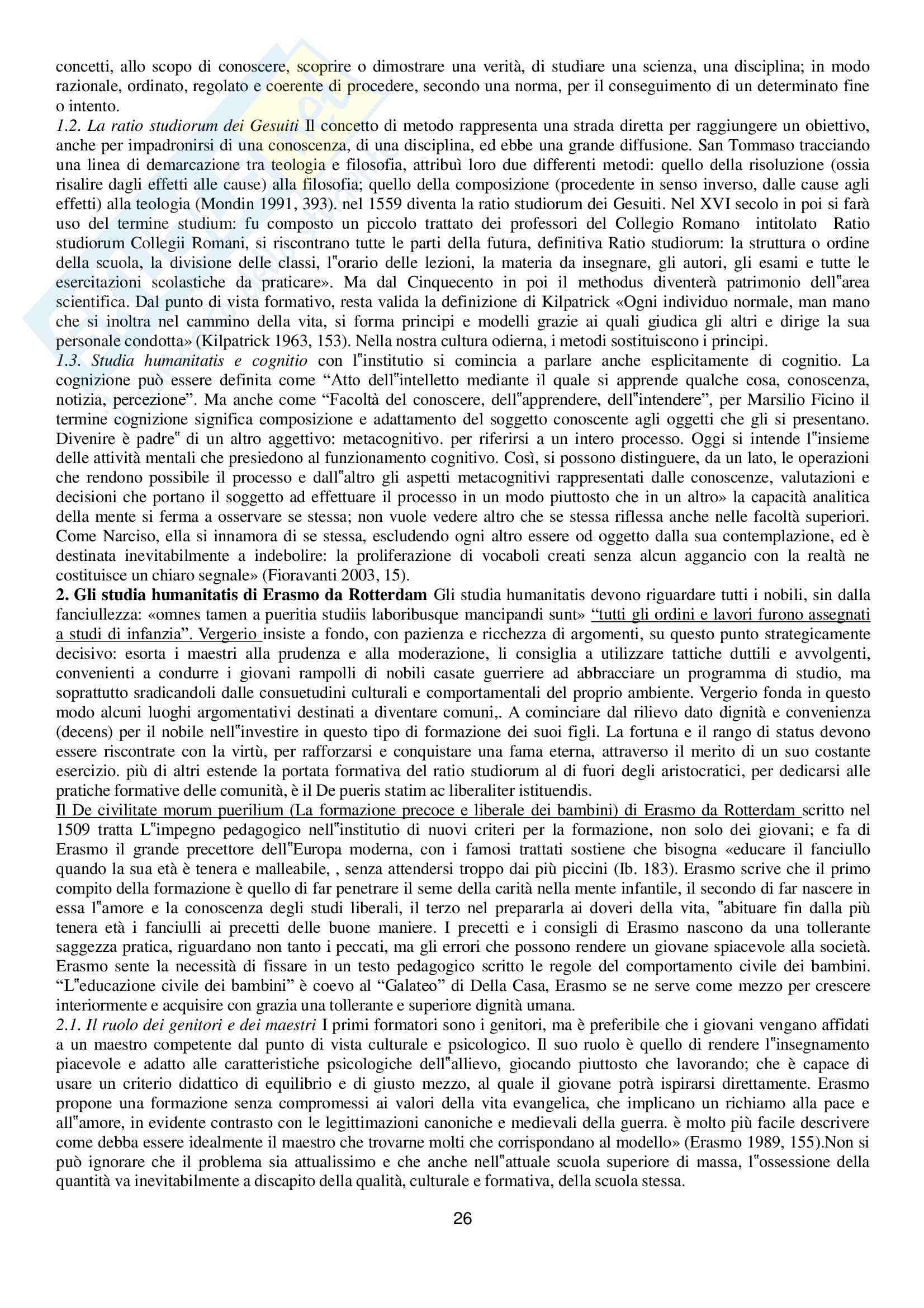 Riassunti Storia della filosofia Pag. 26