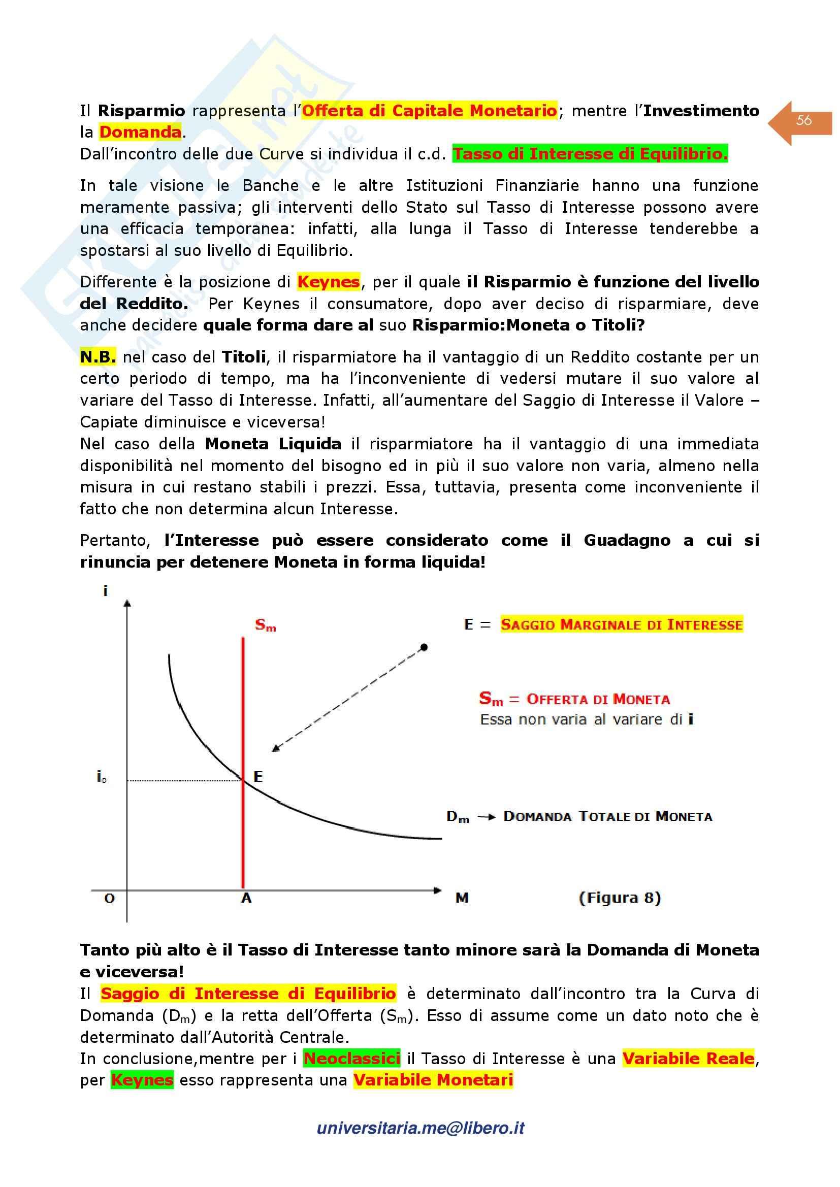 Appunti di MicroEconomia di Giuseppe Sobbrio Pag. 56