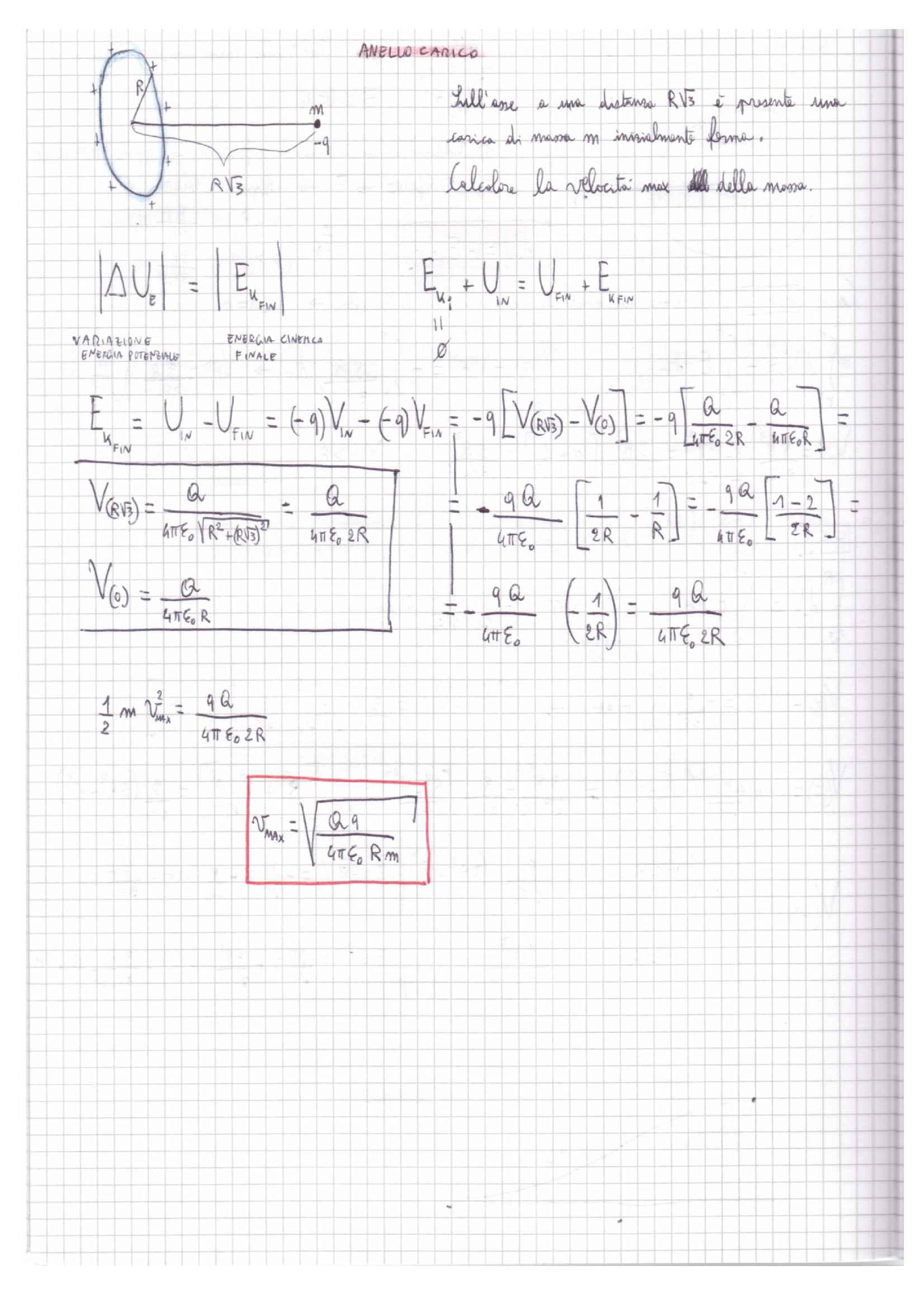 Fisica 2 - Esercizi svolti Pag. 11