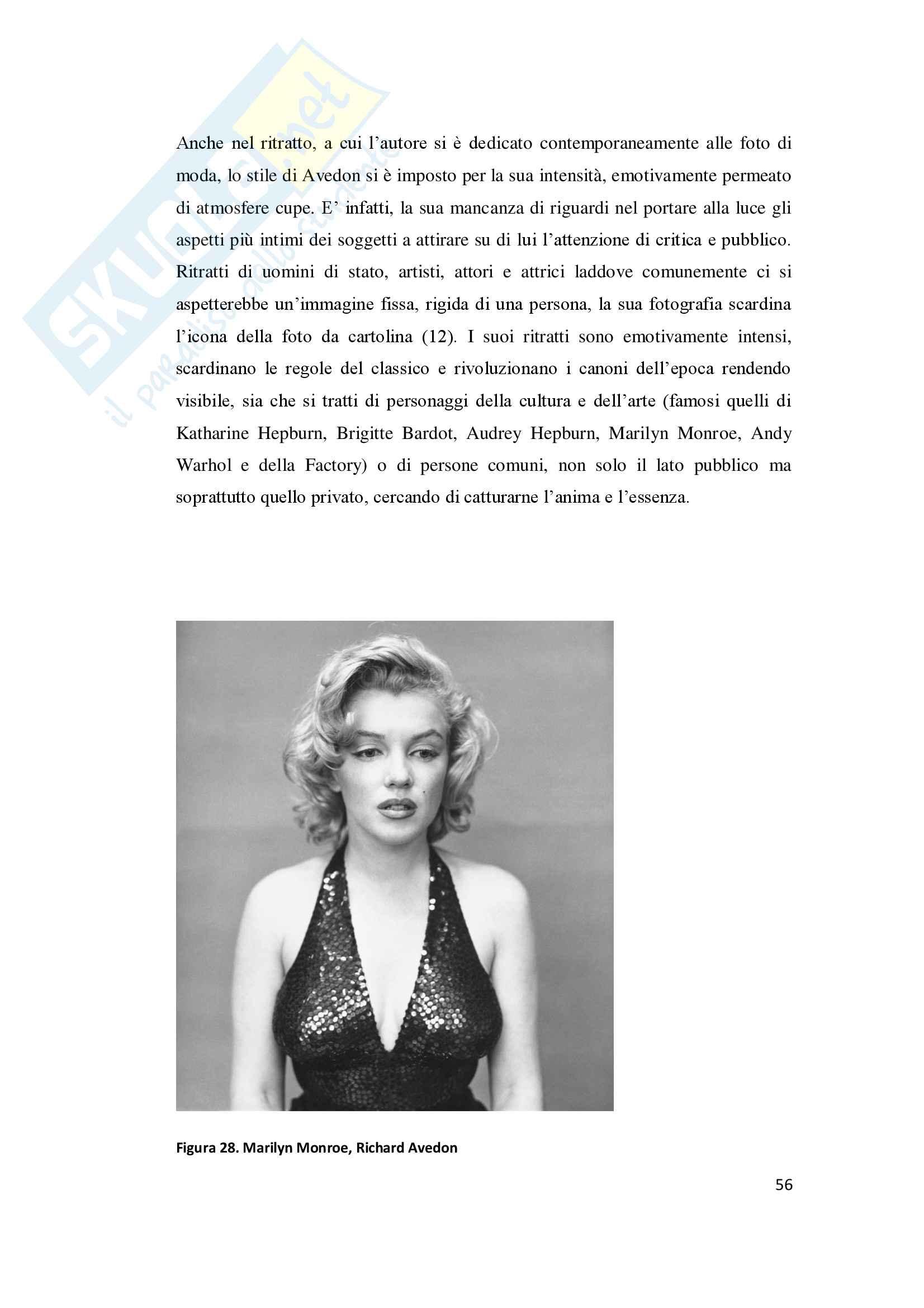 La fotografia di moda tra ieri e oggi Pag. 56