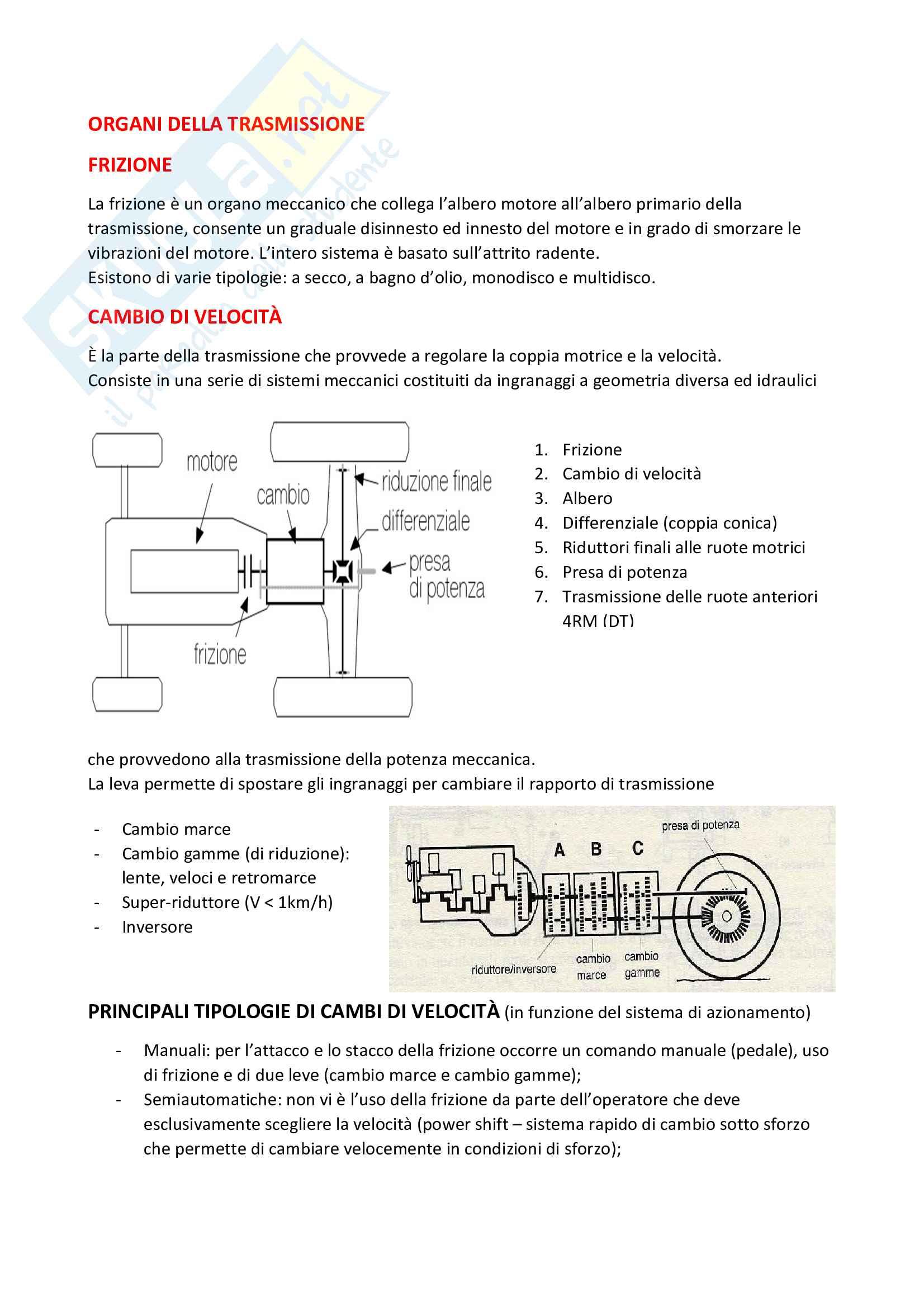Meccanica e meccanizzazione forestale Pag. 11