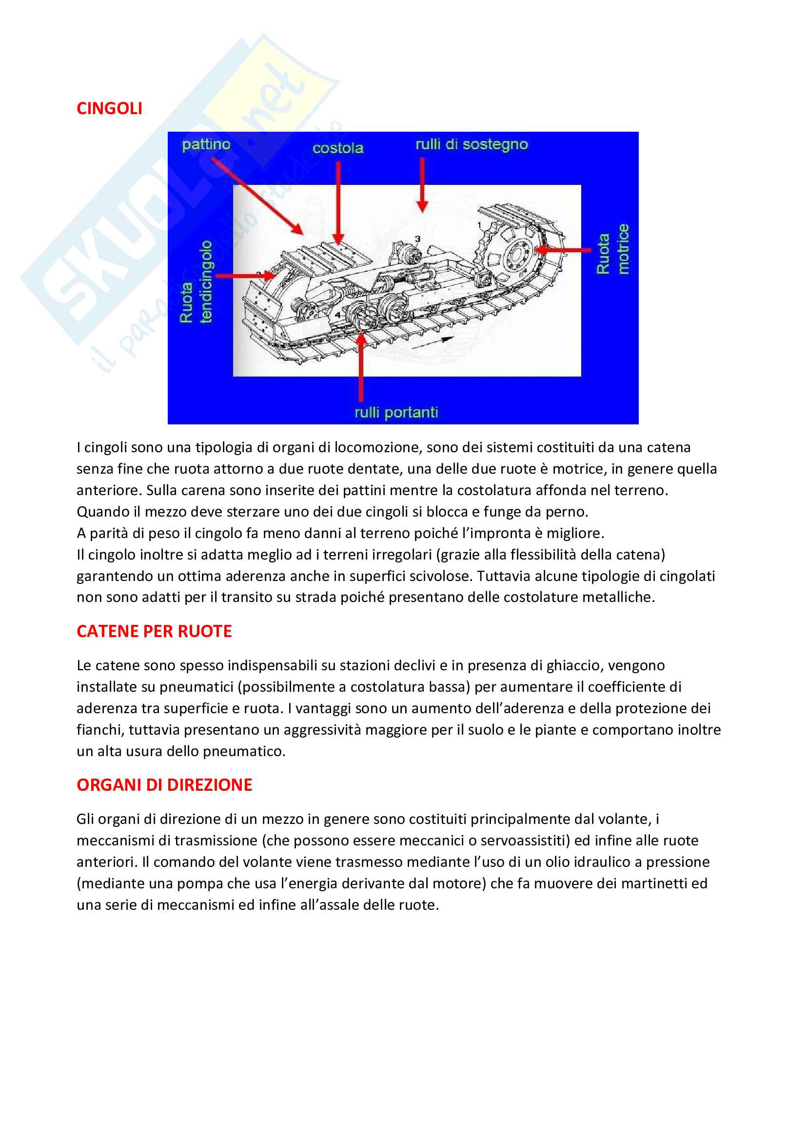 Meccanica e meccanizzazione forestale Pag. 16
