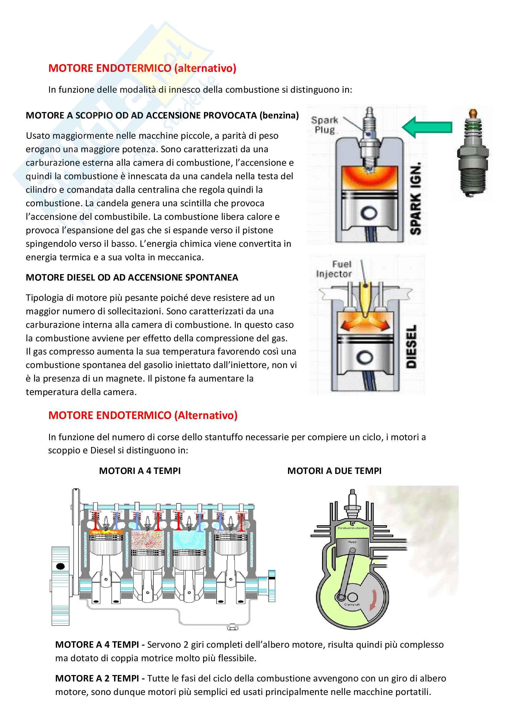 Meccanica e meccanizzazione forestale Pag. 6