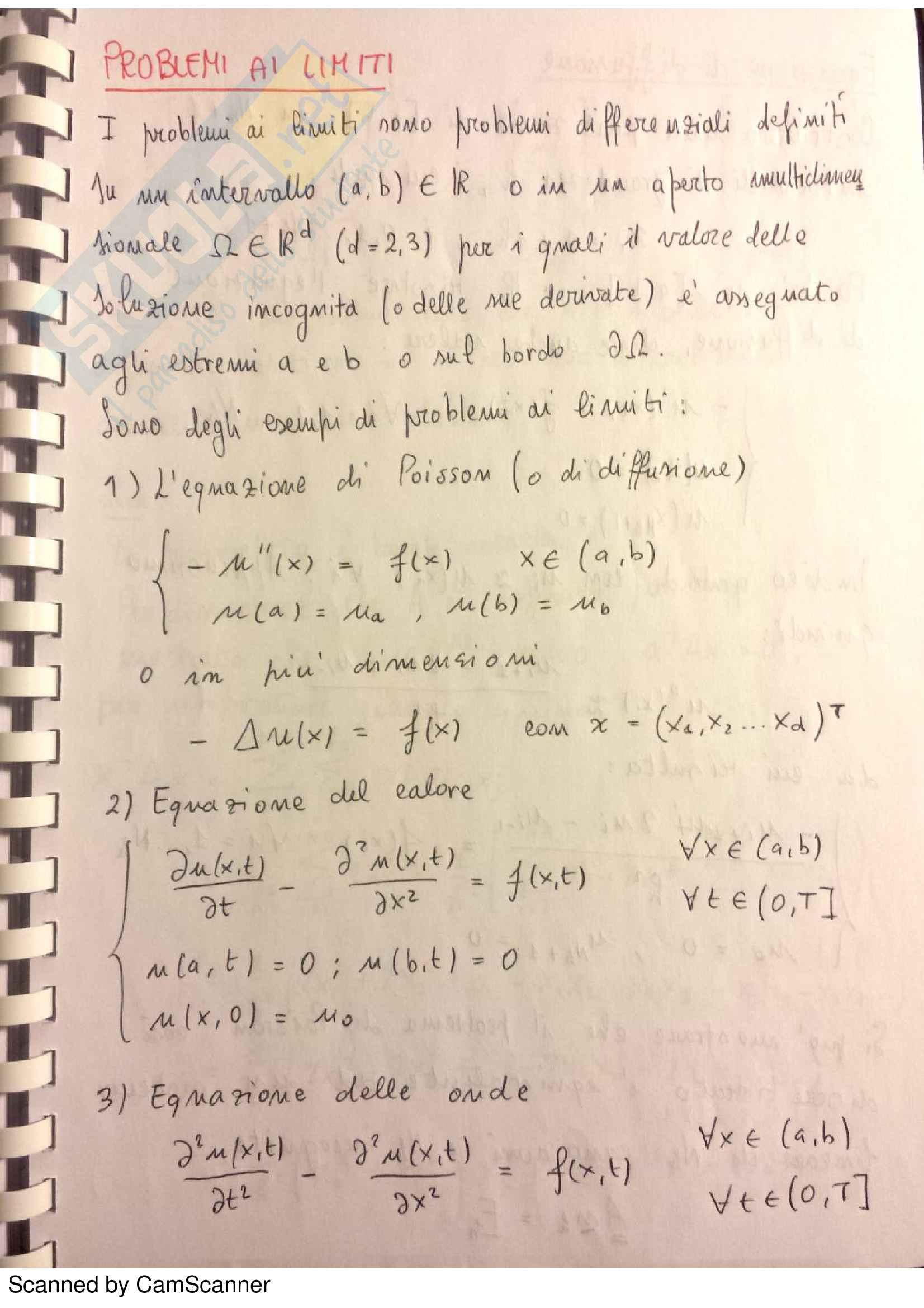 Appunti Calcolo Numerico Pag. 131