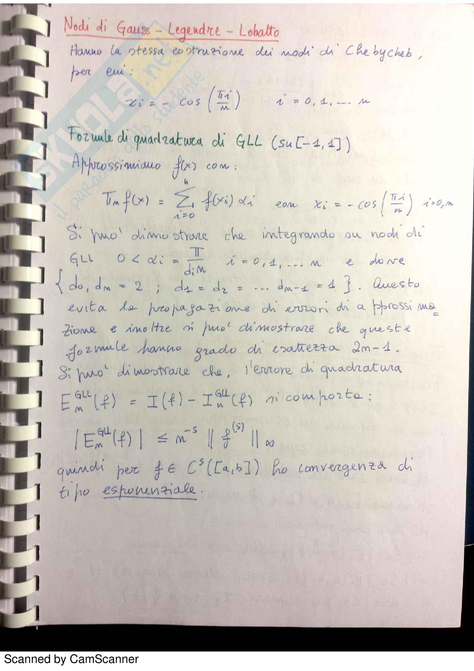 Appunti Calcolo Numerico Pag. 96