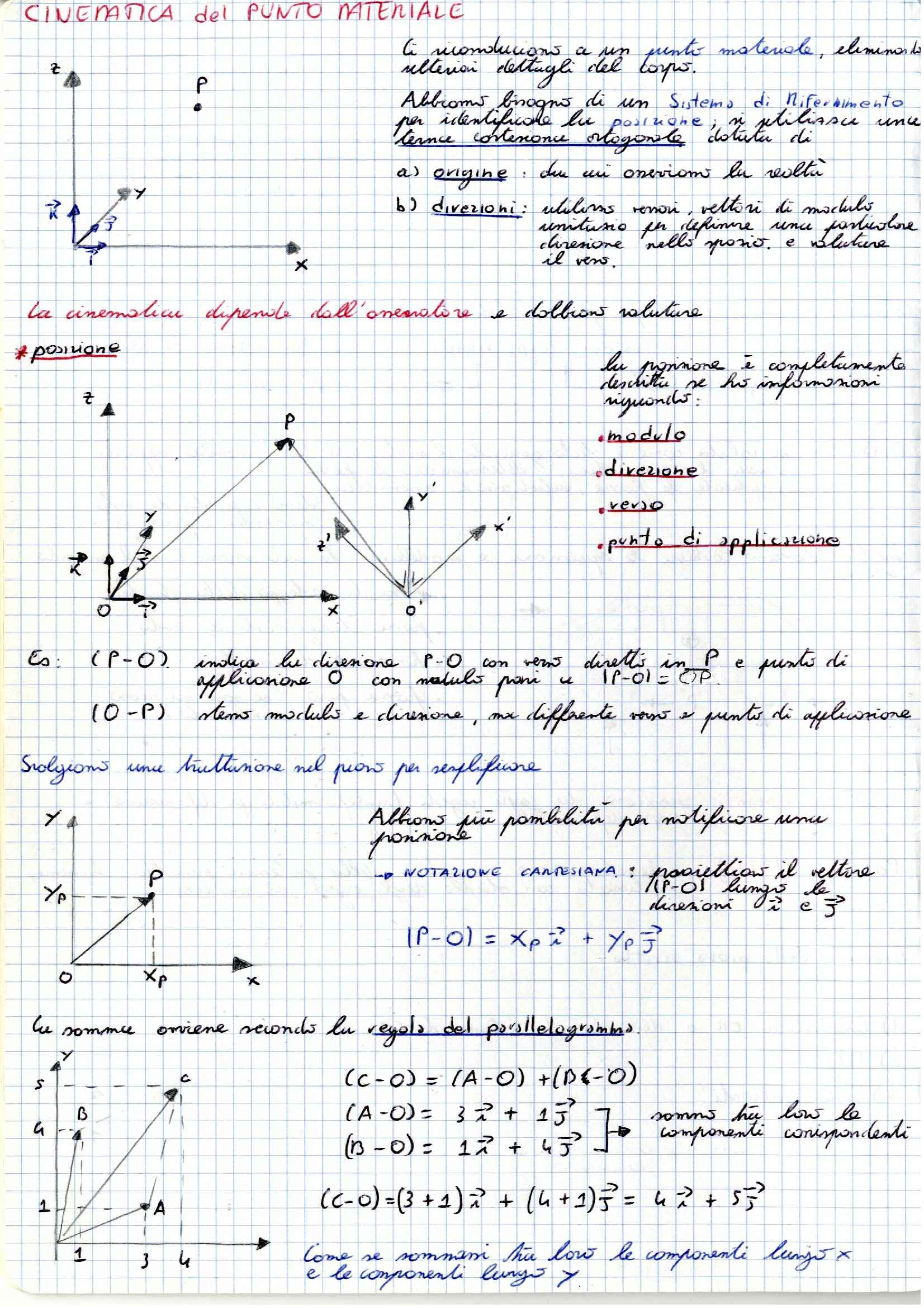 Meccanica applicata alle macchine -  Appunti (prima parte) Pag. 2