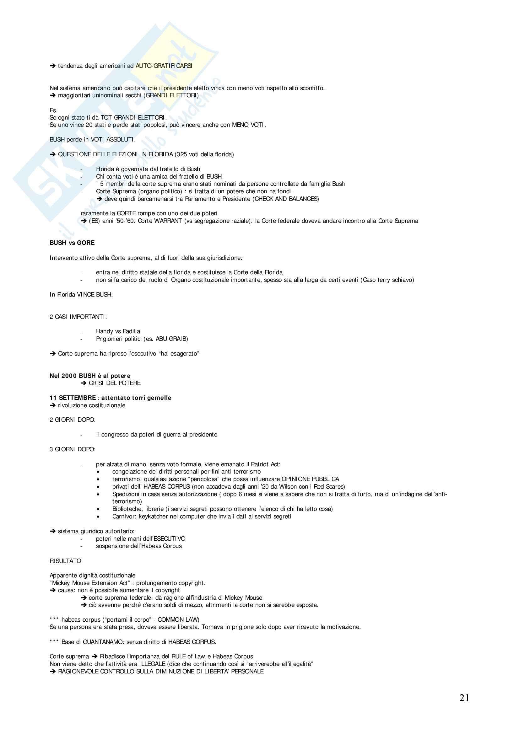 Diritto privato comparato - Appunti Pag. 21