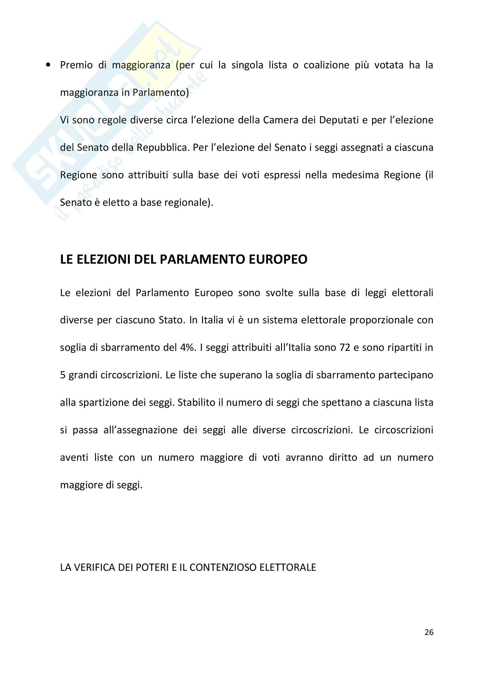 Diritto pubblico + domande Pag. 26