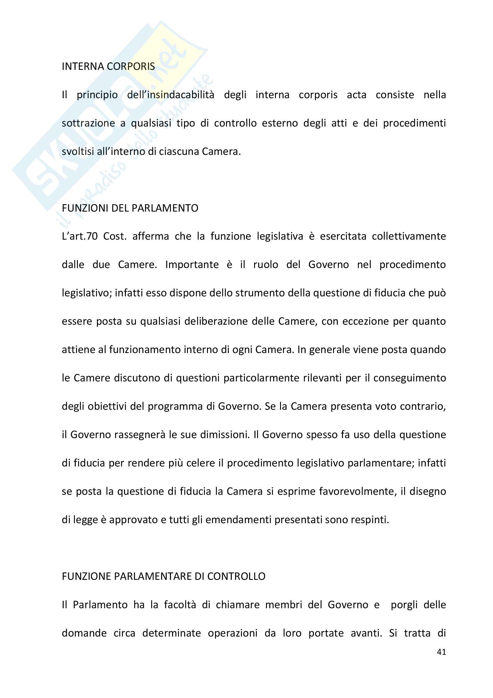 Diritto pubblico + domande Pag. 41