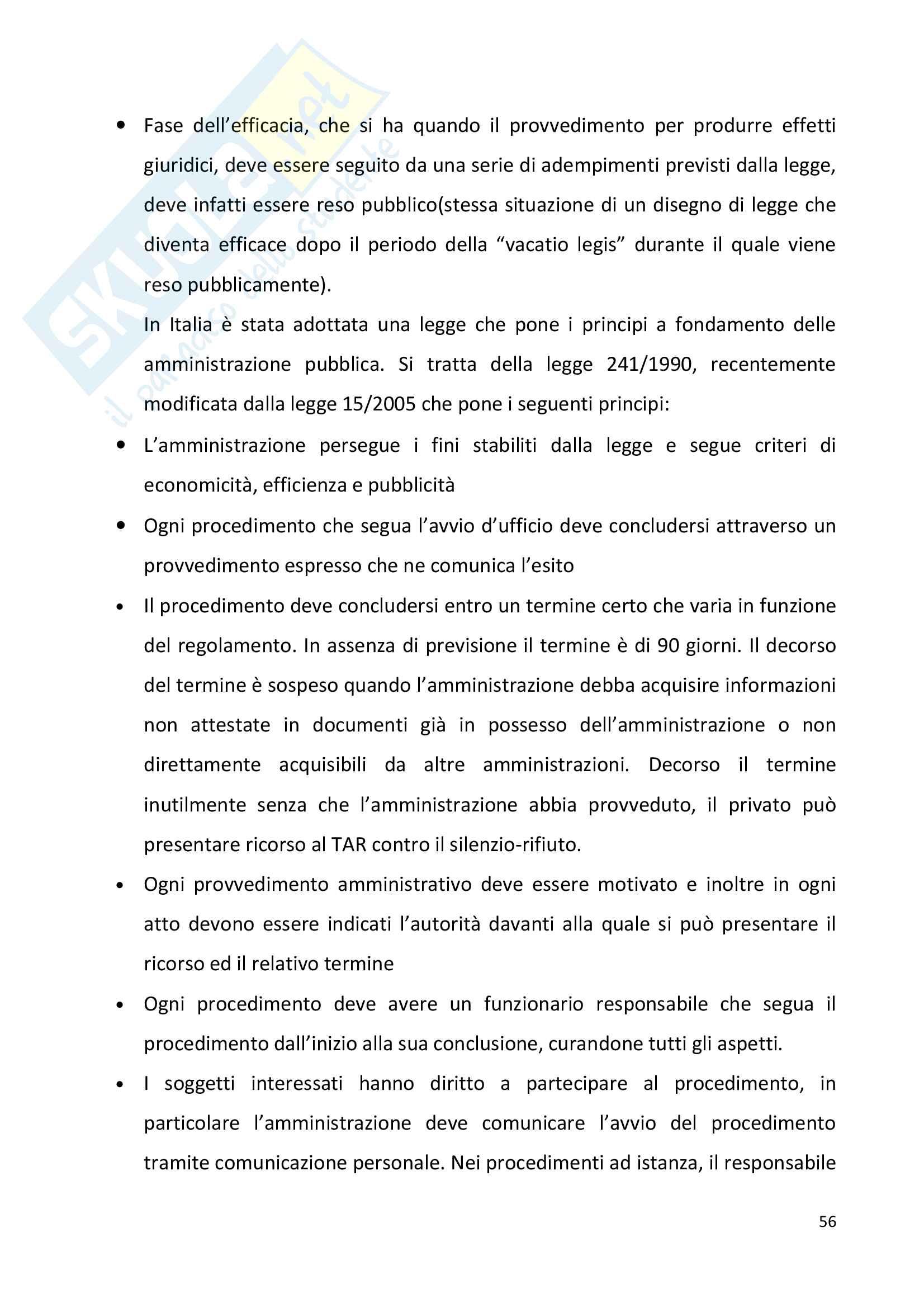 Diritto pubblico + domande Pag. 56