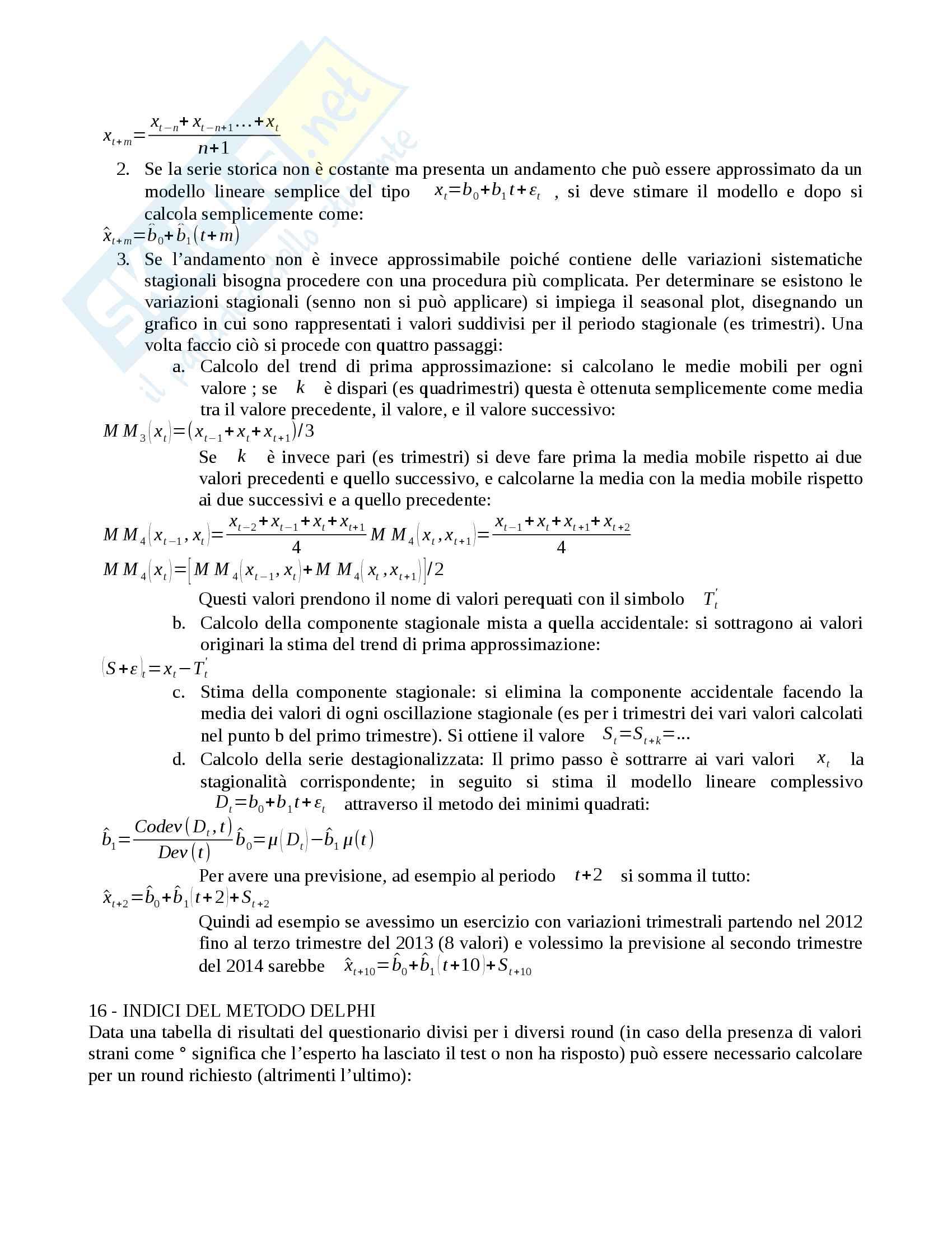 Statistica Aziendale Pratica Pag. 6