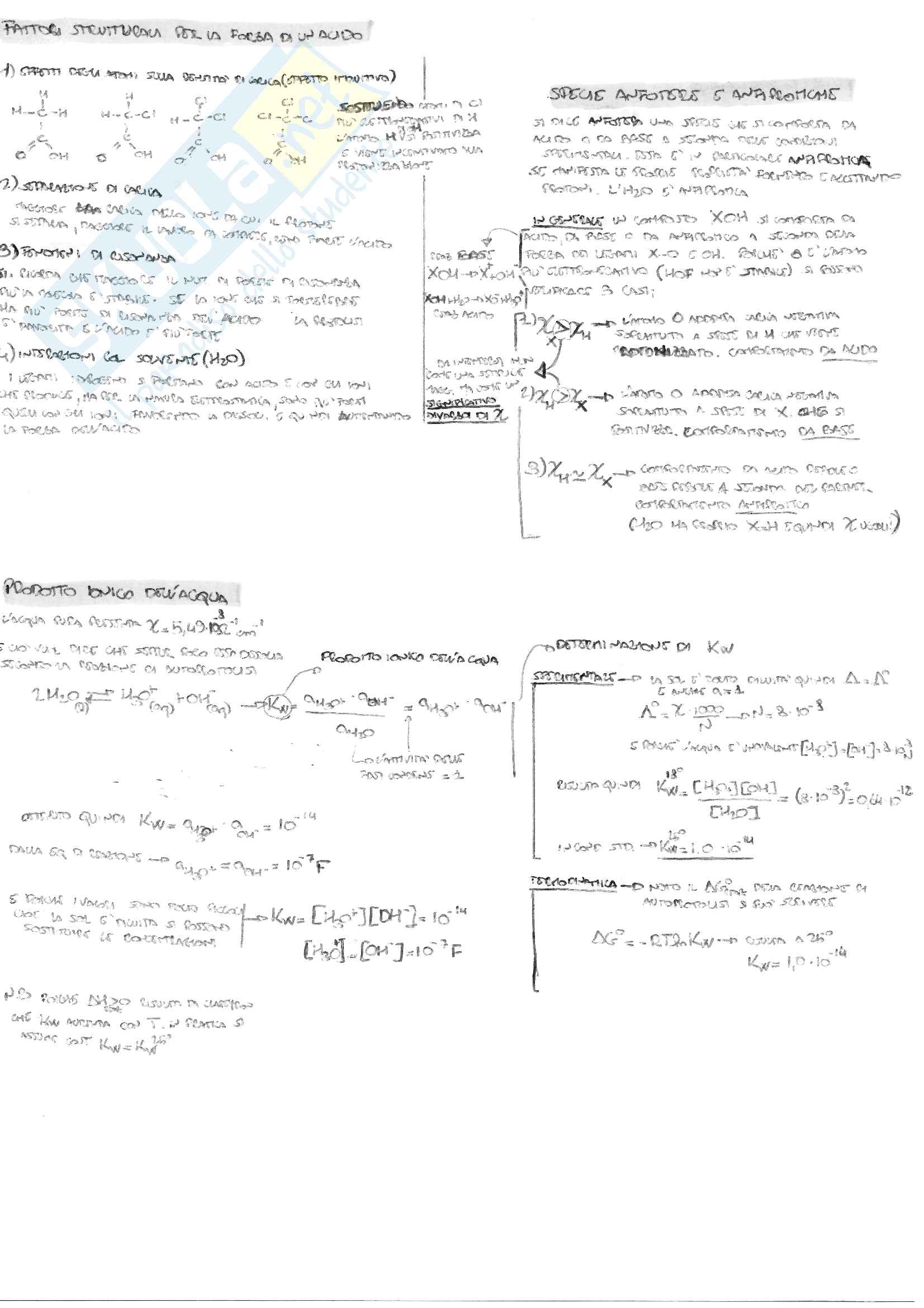Chimica 06 Soluzioni Di Elettroliti Acidi e Basi Pag. 6