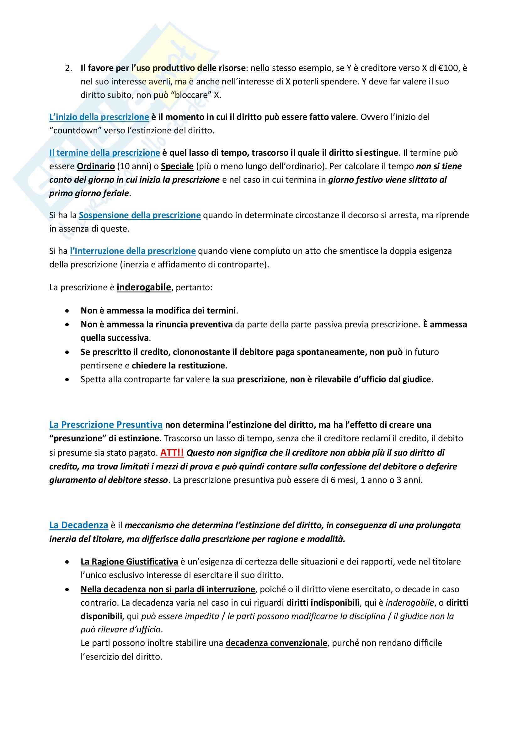 Istituzioni di Diritto privato Parte 1 e 2 Pag. 16